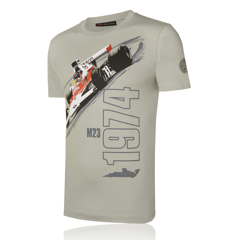 Team McLaren M23 Graphic T-Shirt