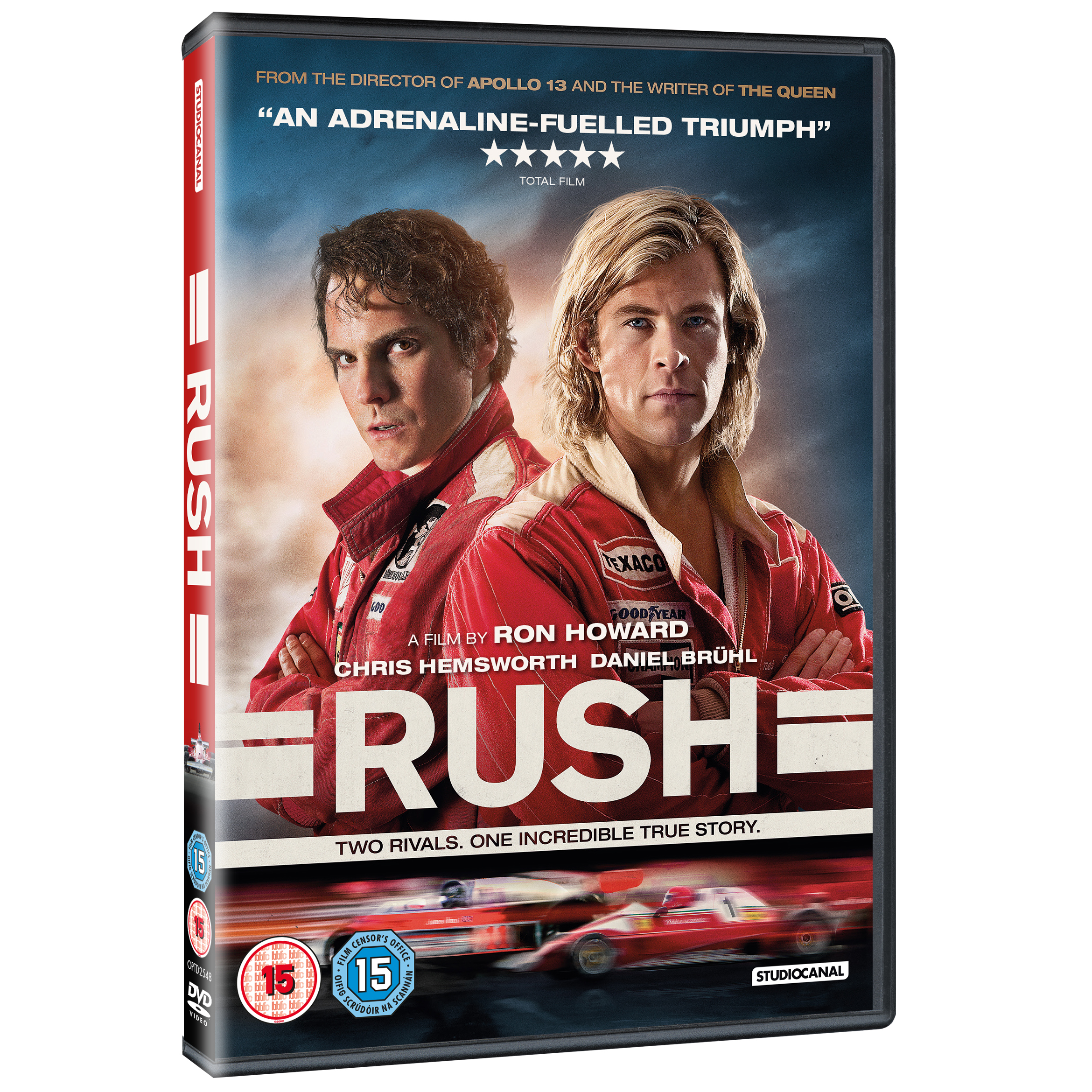 Formula One Rush - DVD