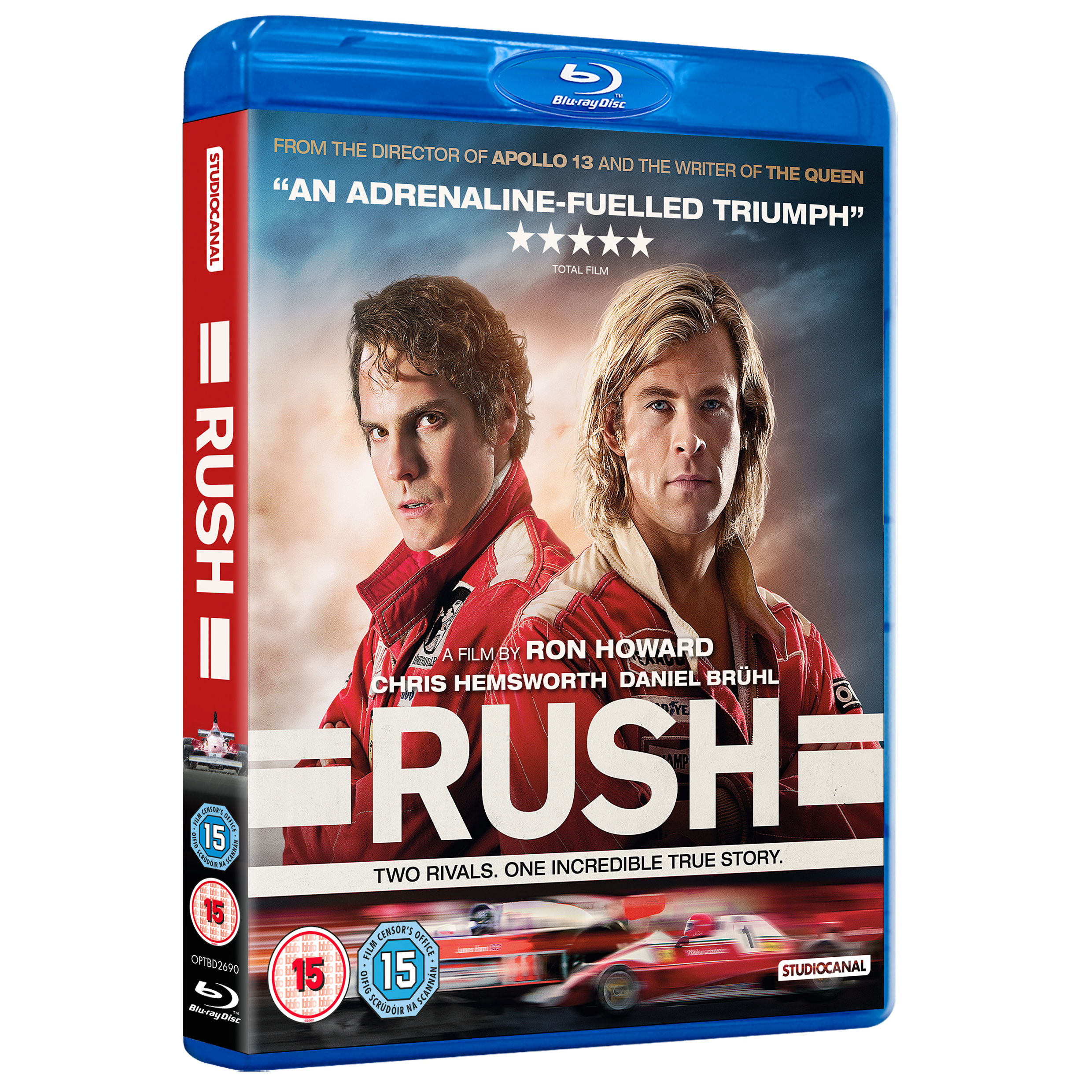 Formula One Rush - Blu-Ray