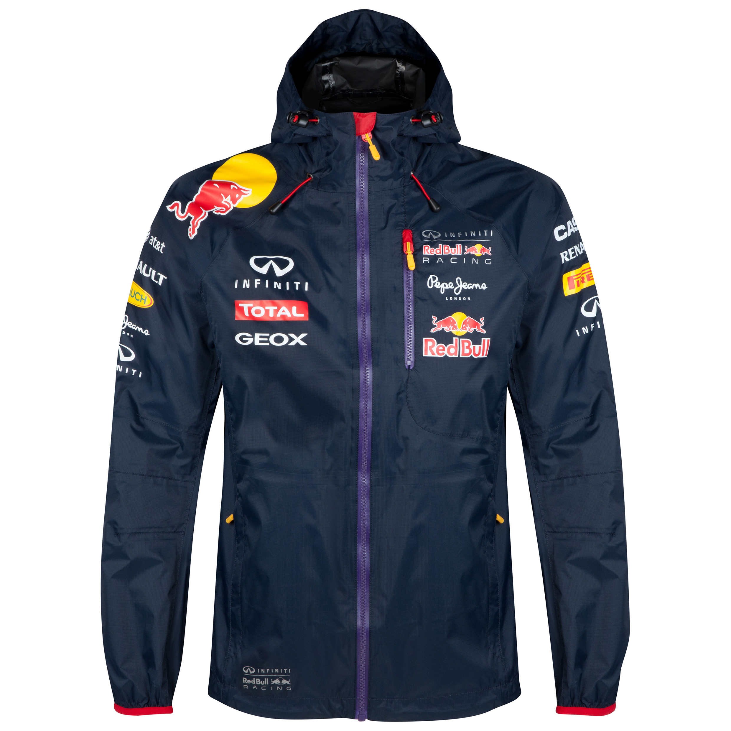 Infiniti Red Bull Racing Official Teamline Rain Jacket