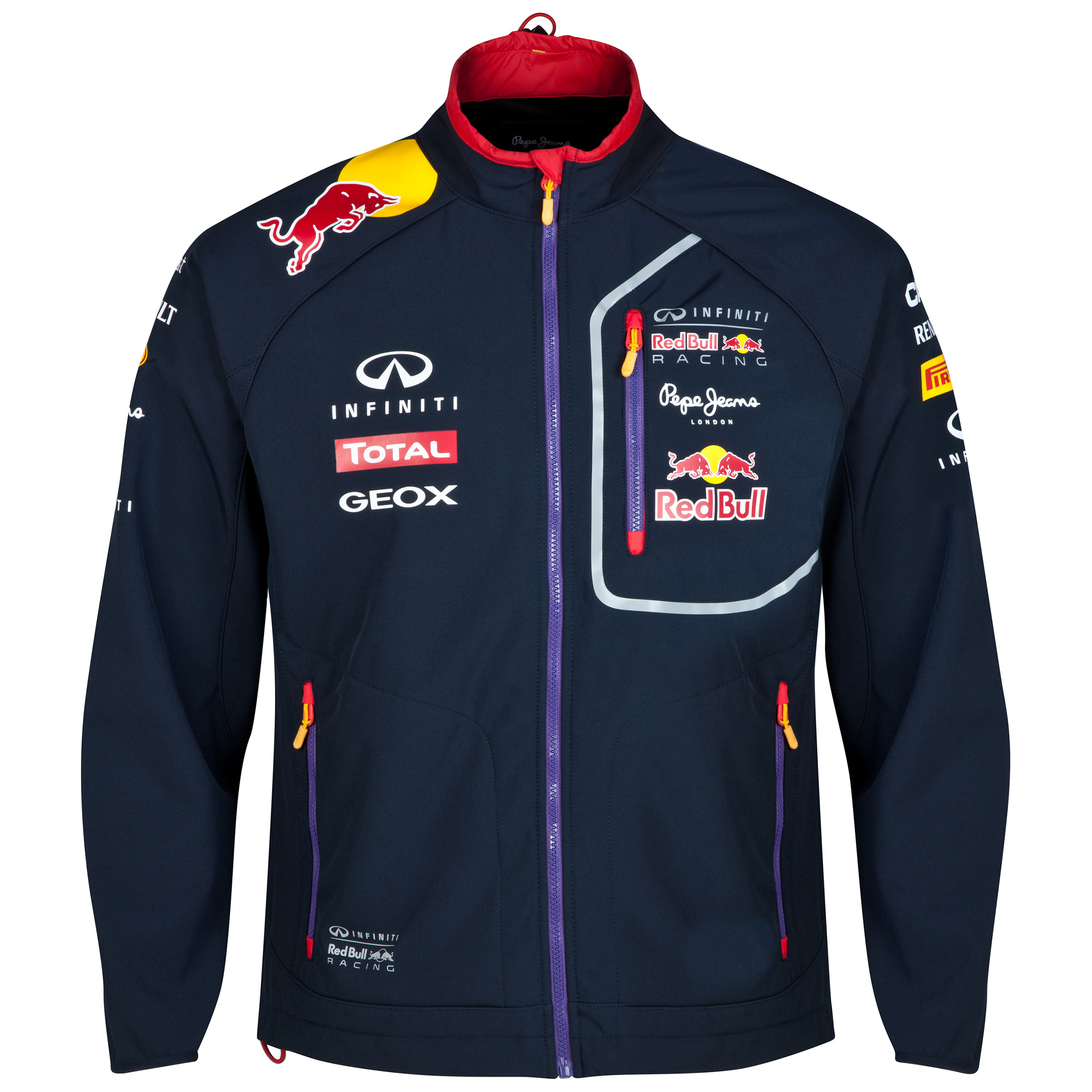 Infiniti Red Bull Racing Official Teamline Soft Shell