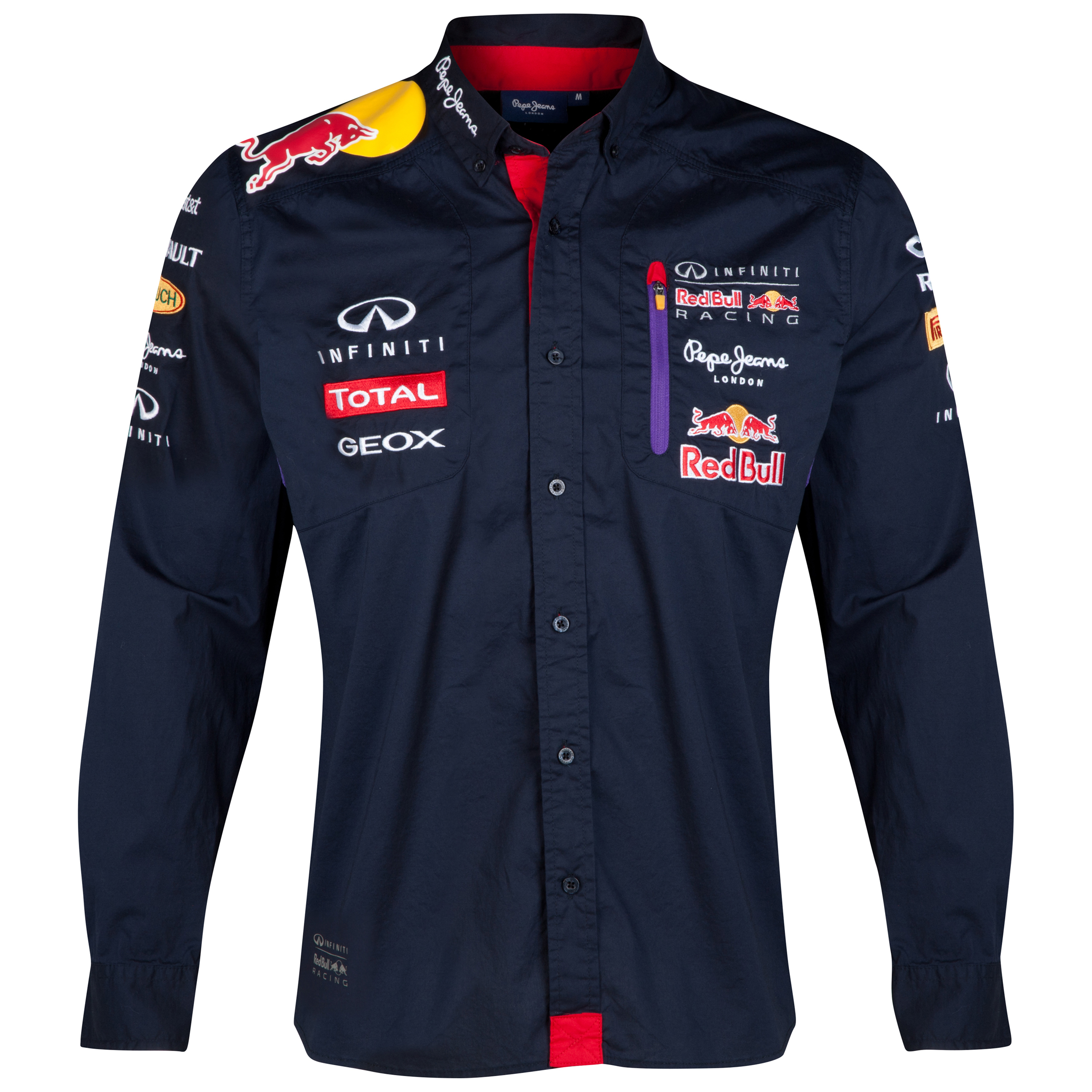 Infiniti Red Bull Racing Official Teamline Team Shirt