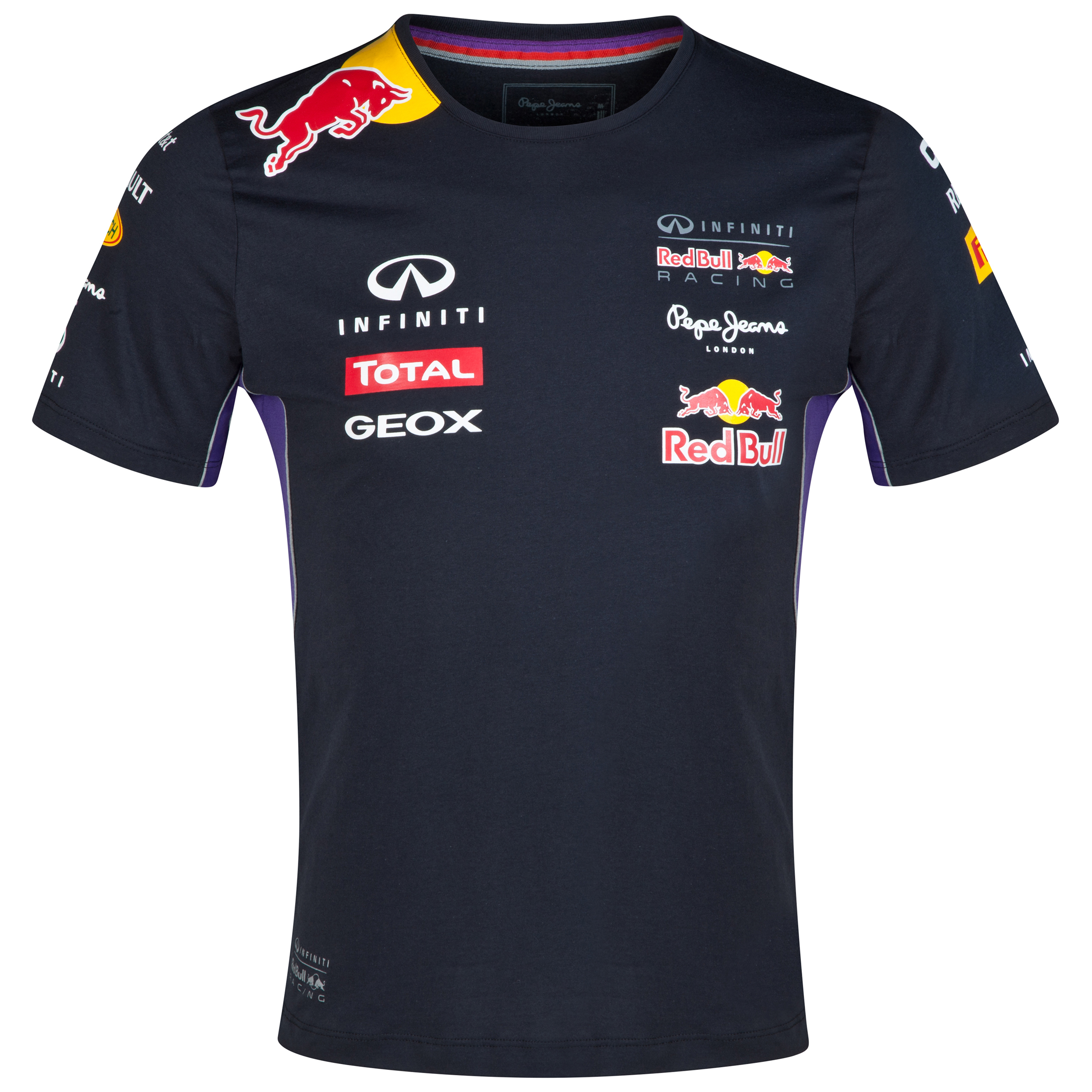 Infiniti Red Bull Racing Official Teamline T-Shirt