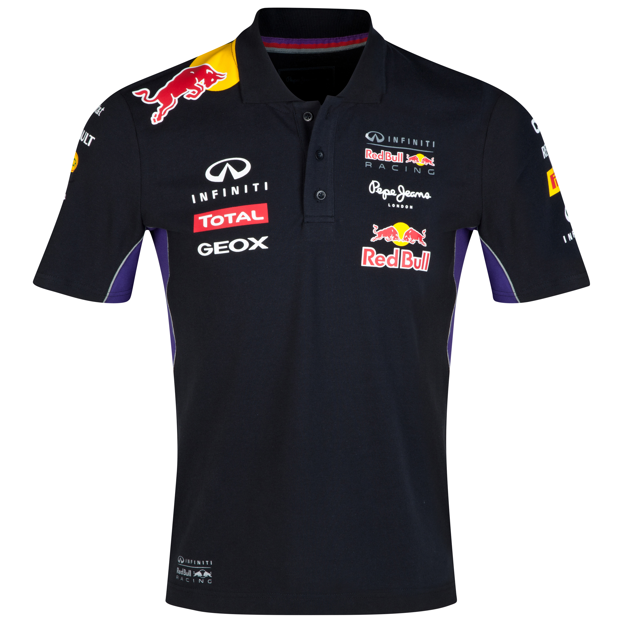 Infiniti Red Bull Racing Official Teamline Polo