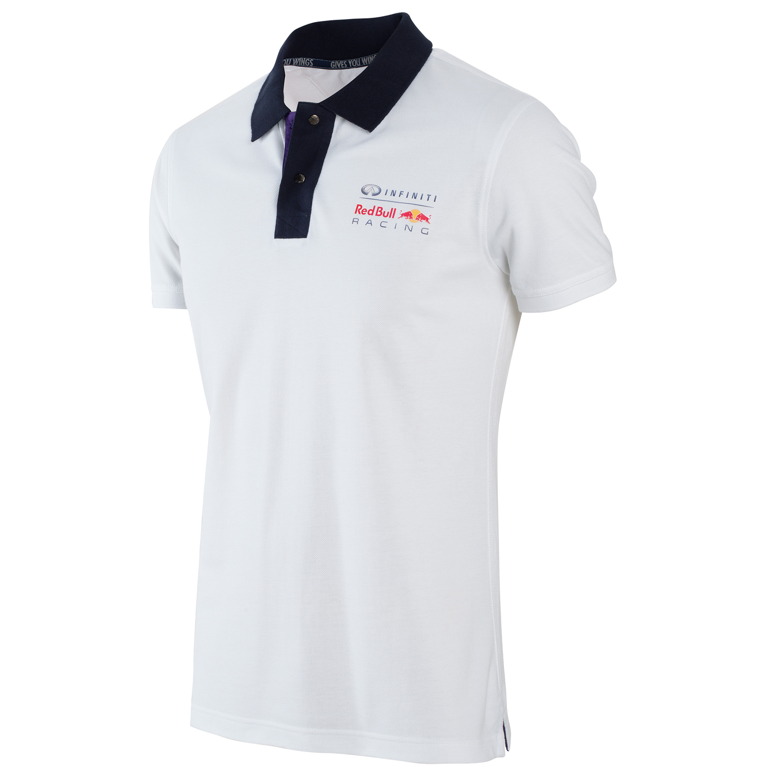 Infiniti Red Bull Racing Logo Polo