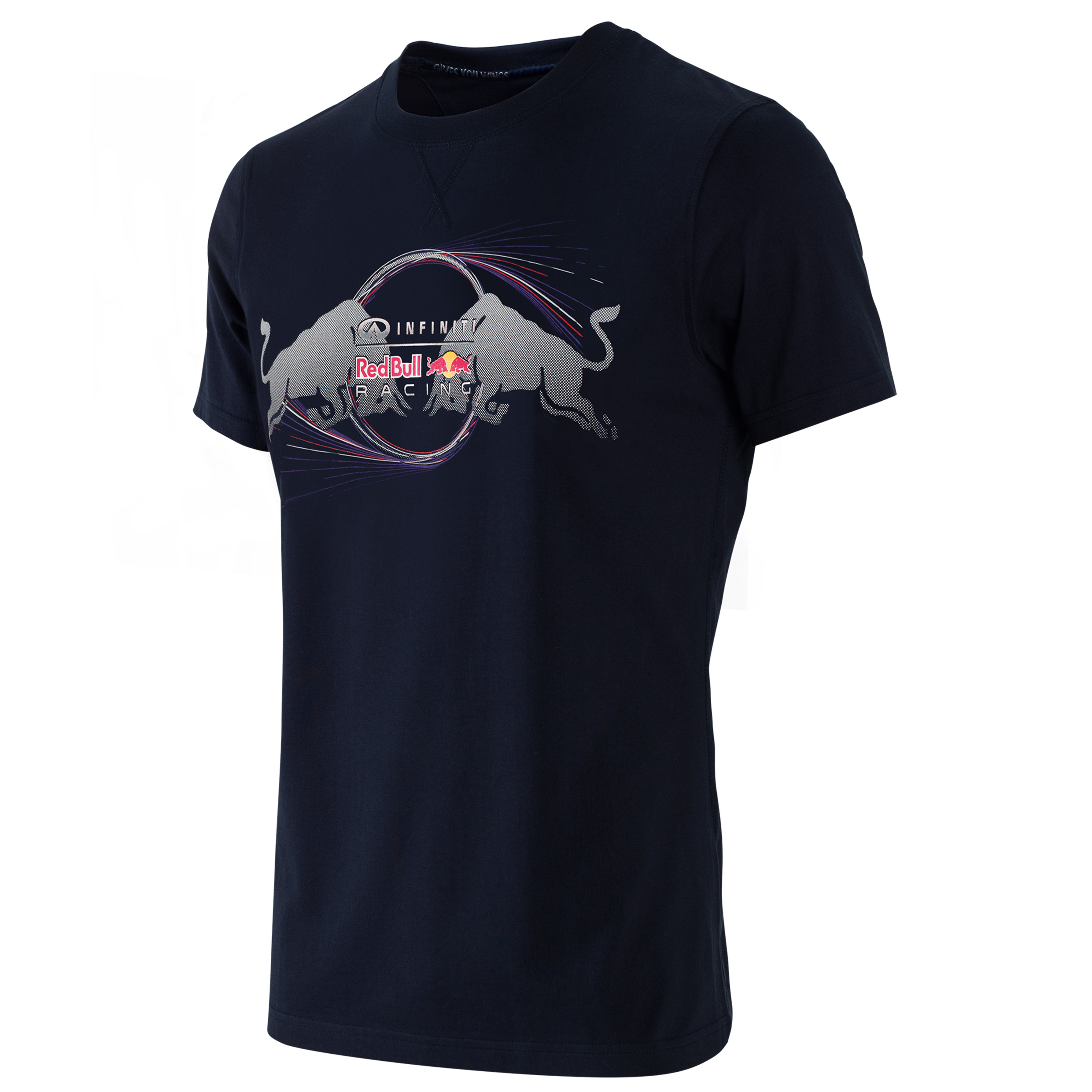 Infiniti Red Bull Racing Ring T-Shirt Navy