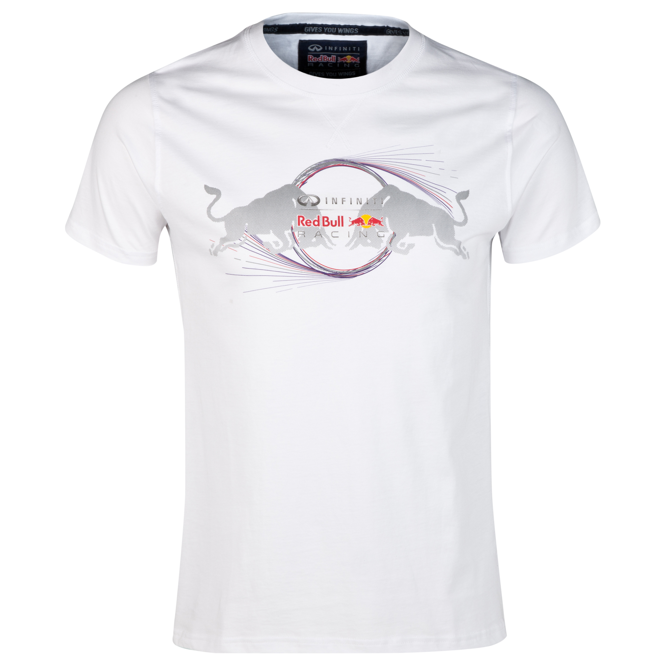 Infiniti Red Bull Racing Ring T-Shirt White
