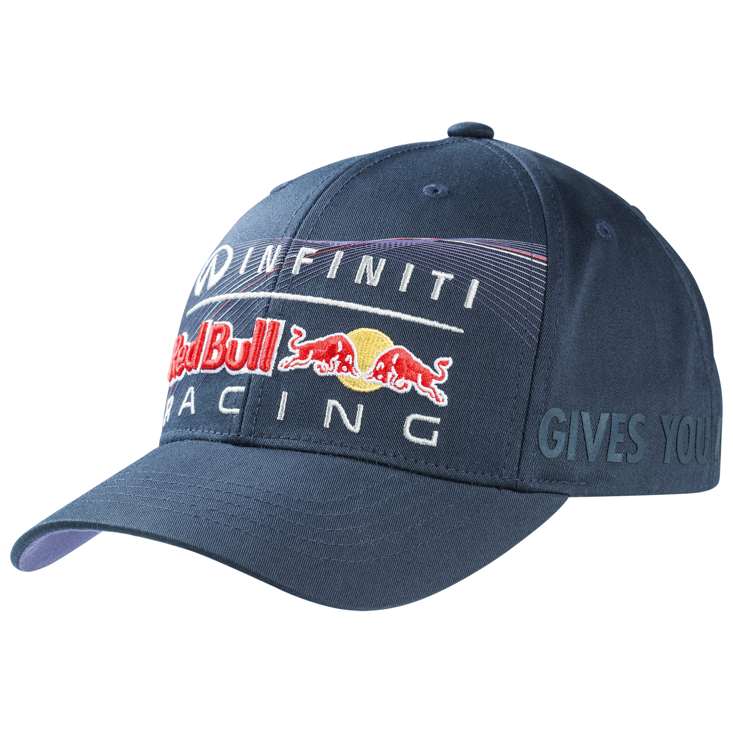Infiniti Red Bull Racing Race Logo Cap Navy