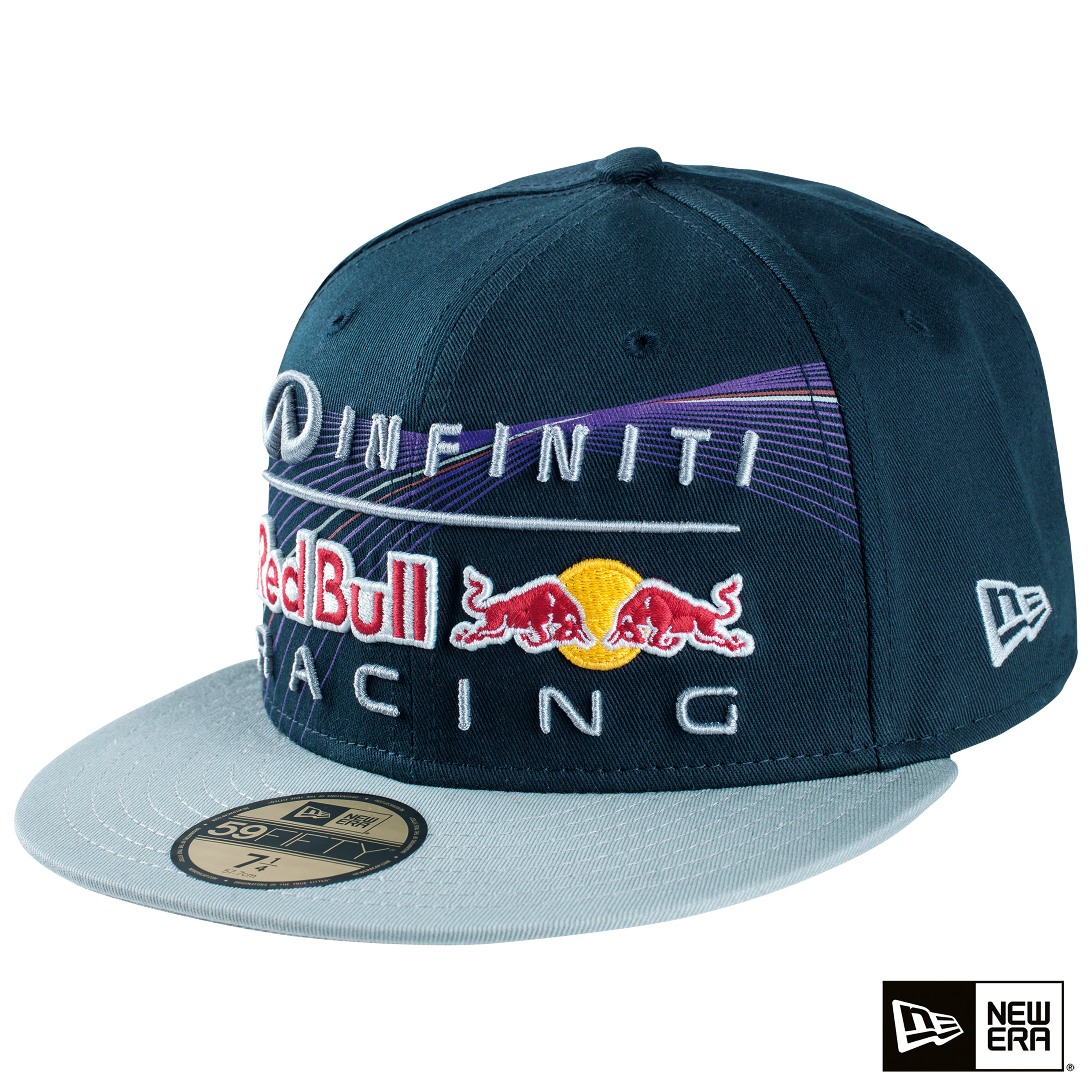 Infiniti Red Bull Racing New Era 59FIFTY Fitted Cap