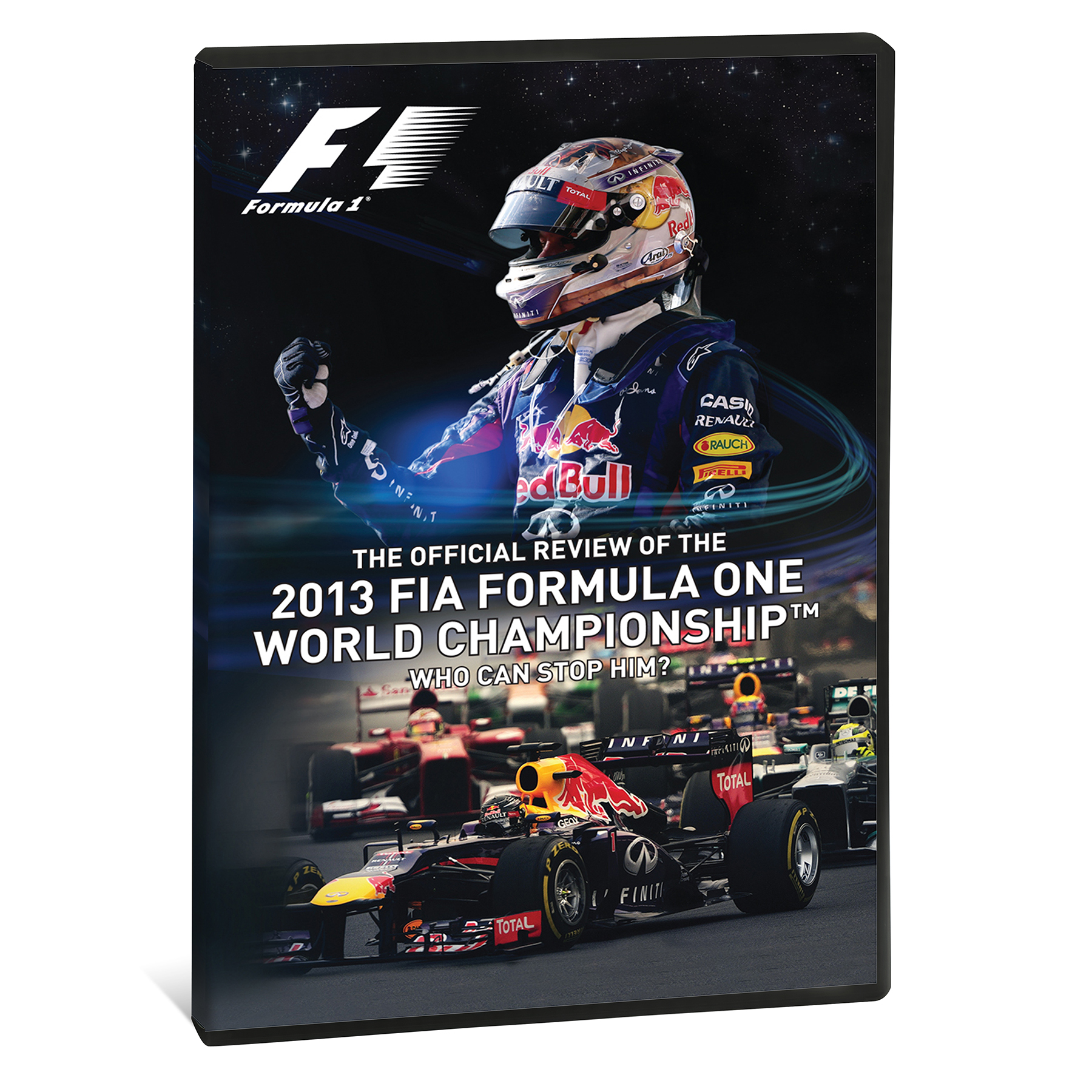 Formula One 2013 The Official Review DVD