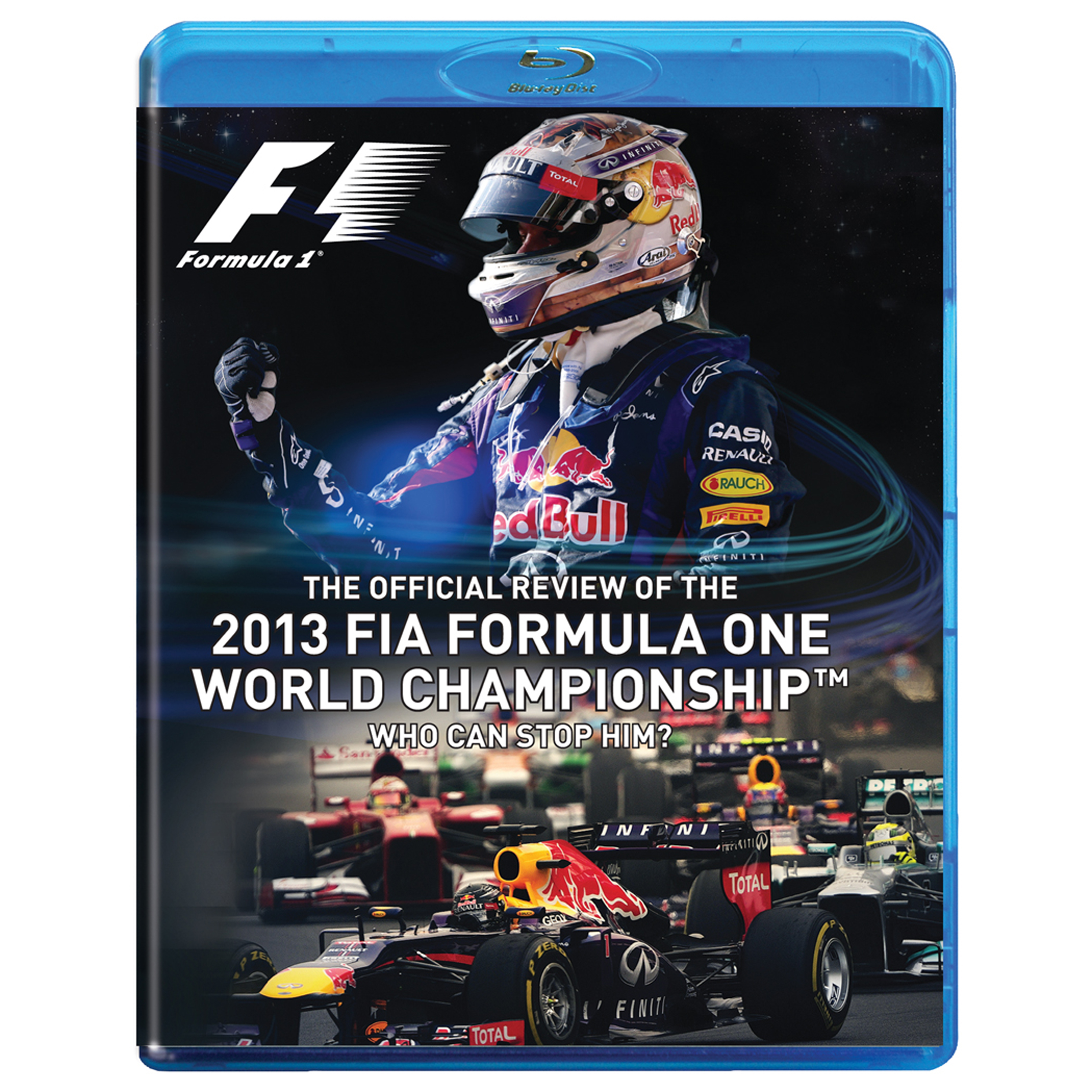 Formula One 2013 The Official Review Blu Ray