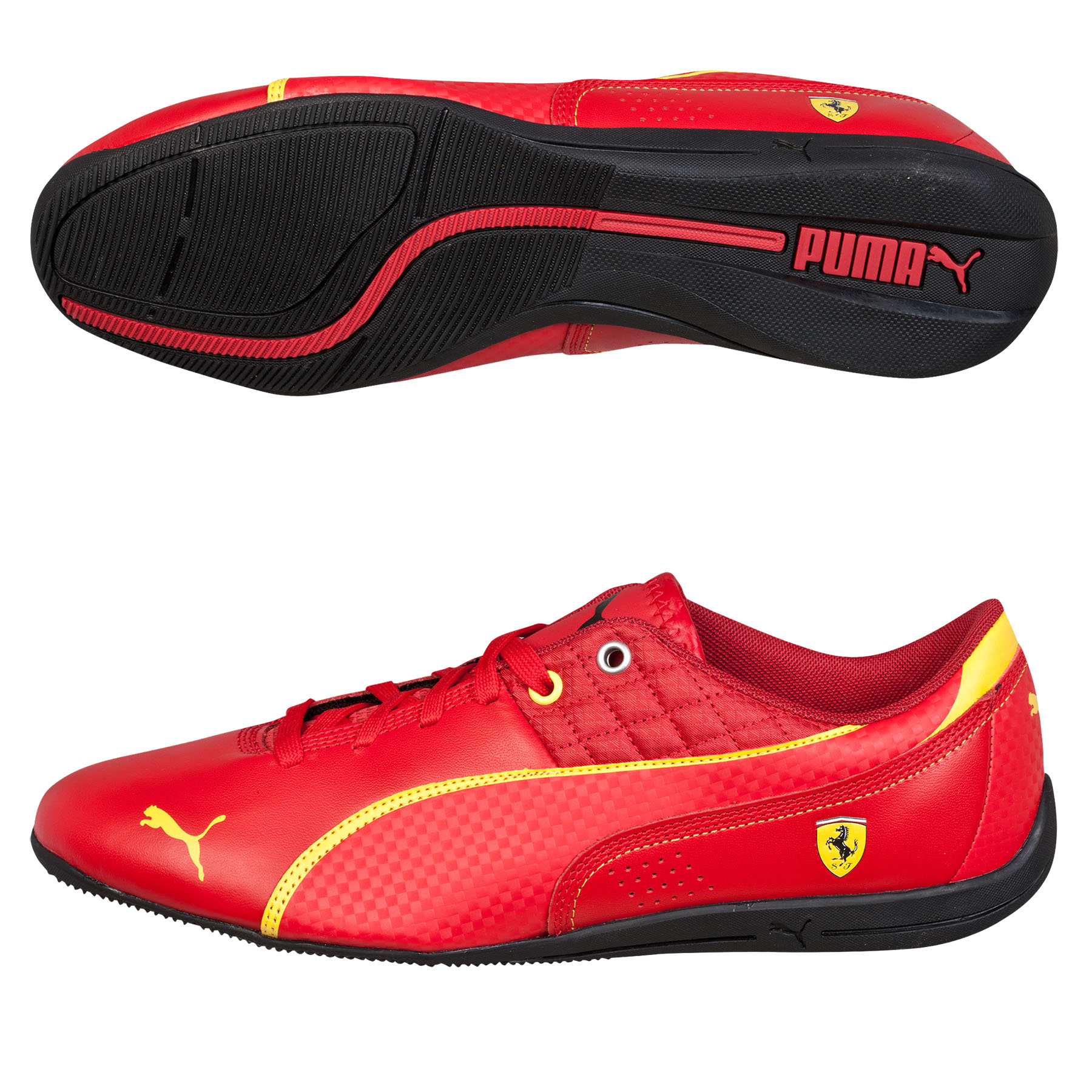 Scuderia Ferrari Drift Cat 6 Trainers