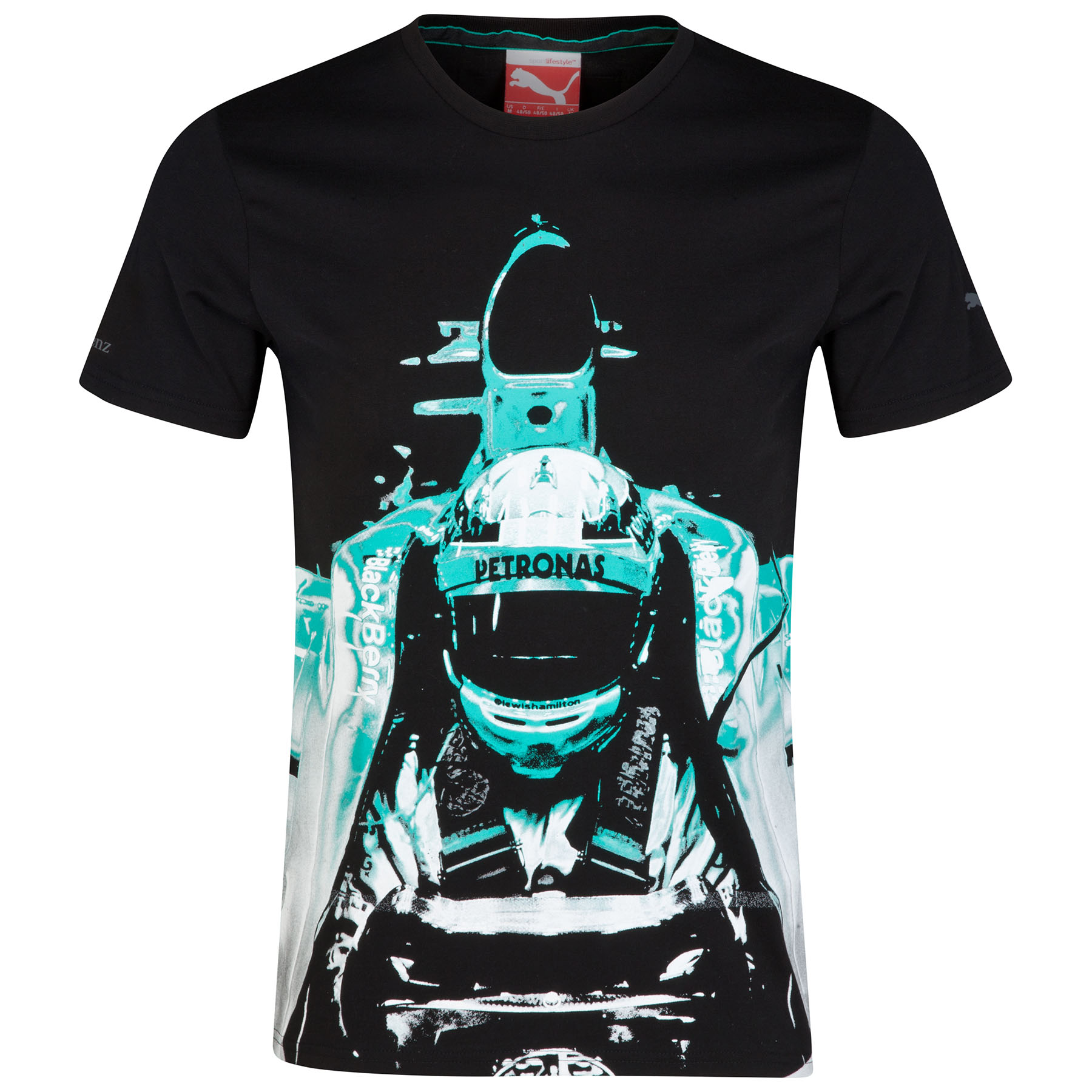 Mercedes AMG Petronas Graphic T-Shirt