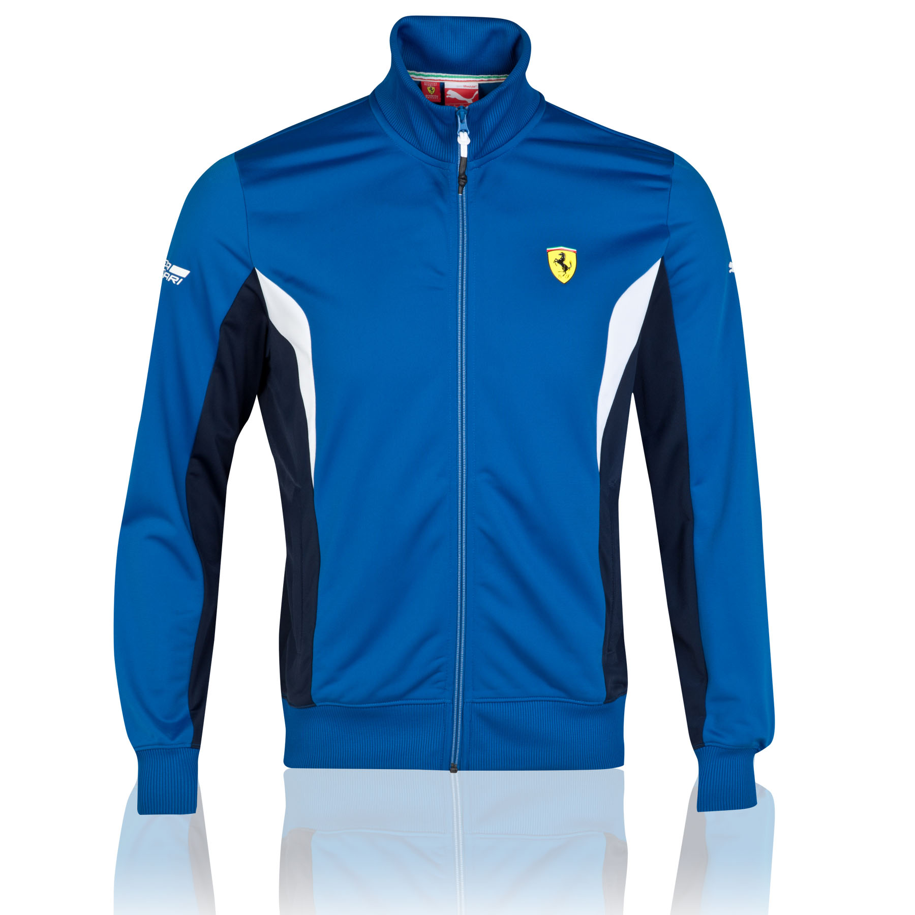 Scuderia Ferrari Track Jacket - Blue