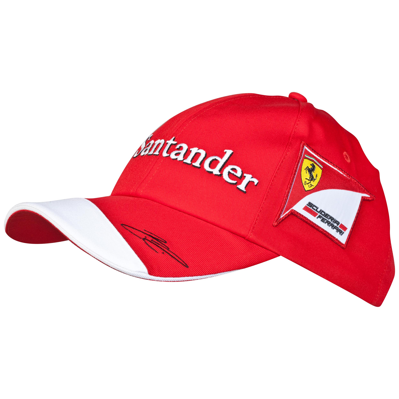 Scuderia Ferrari Raikkonen Driver Cap