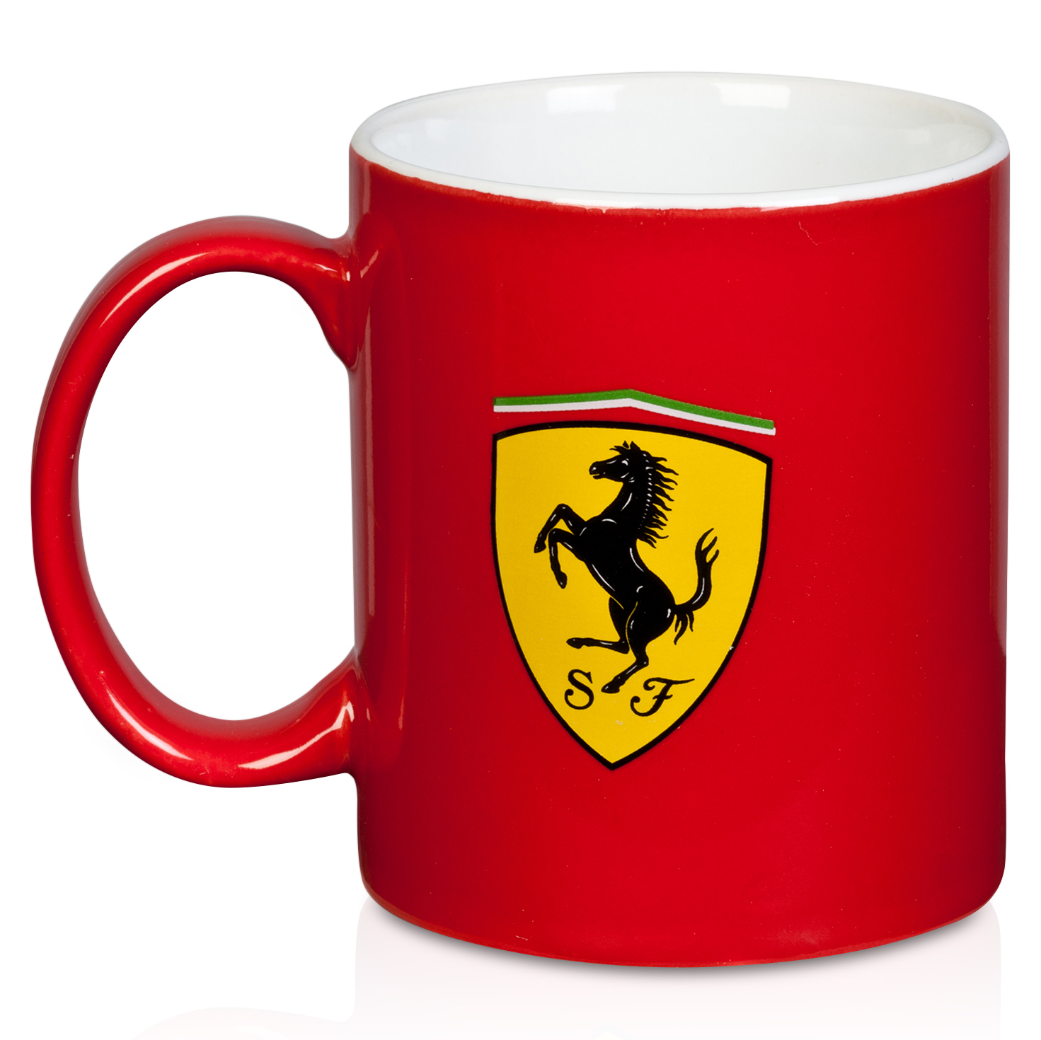 Scuderia Ferrari Ceramic Mug - Red