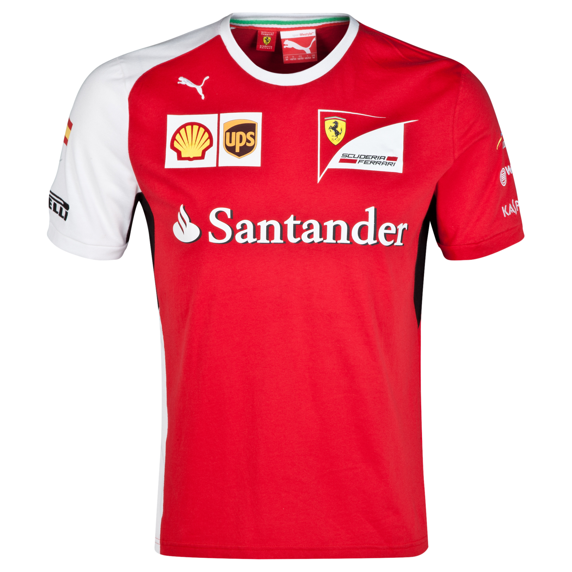 Scuderia Ferrari Alonso Driver T-Shirt