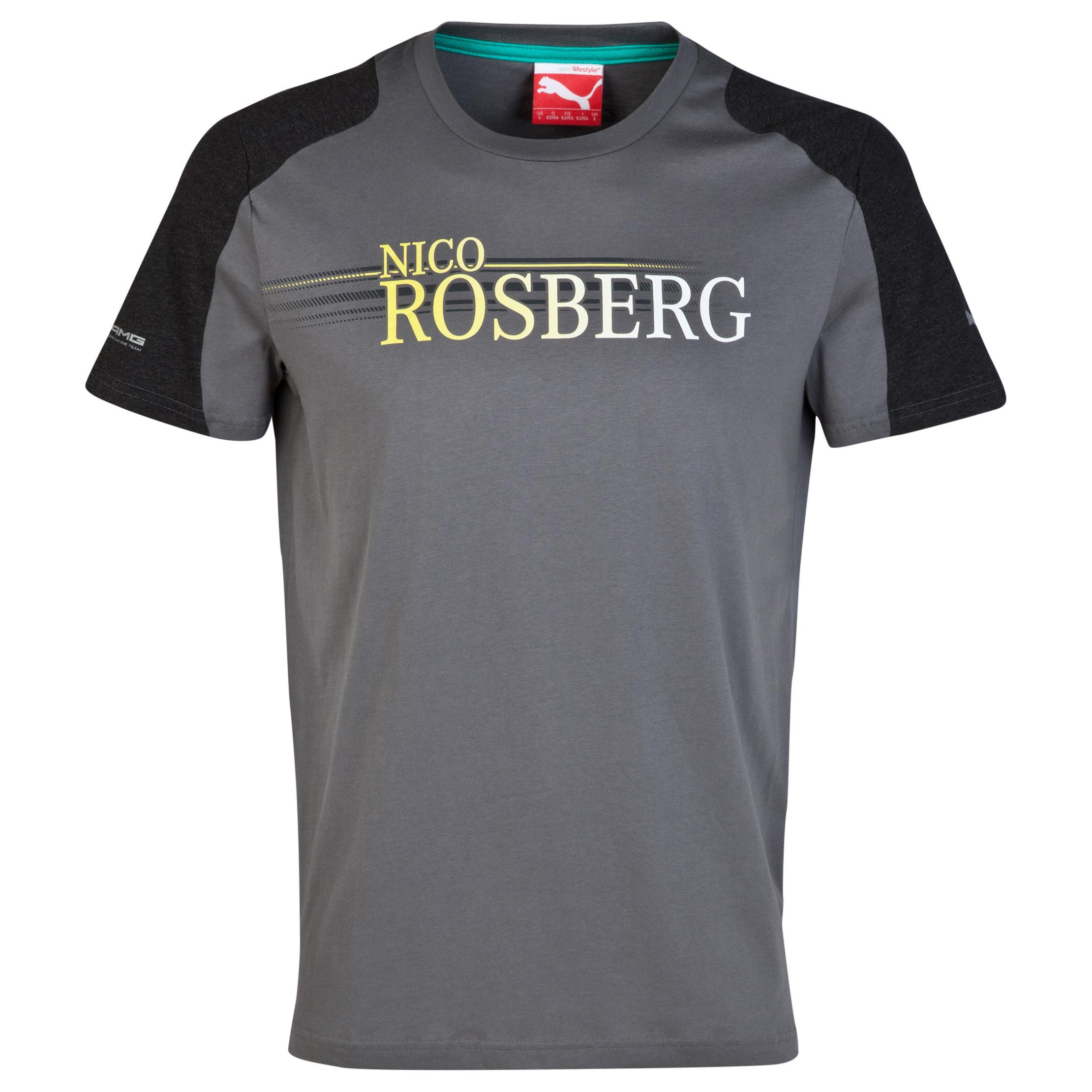 Mercedes AMG Petronas Rosberg Driver T-Shirt