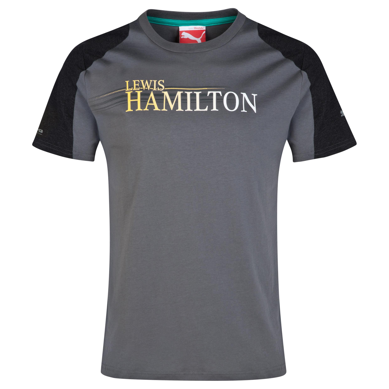 Mercedes AMG Petronas Hamilton Driver T-Shirt