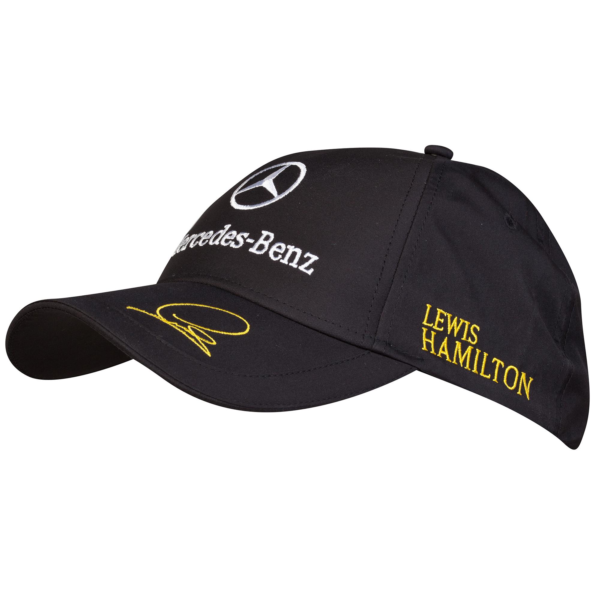 Mercedes AMG Petronas Hamilton Driver Cap