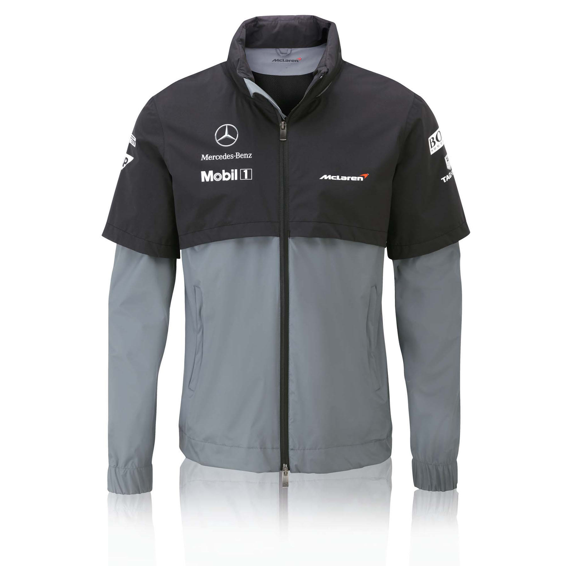 McLaren Mercedes 2014 Team Waterproof Jacket