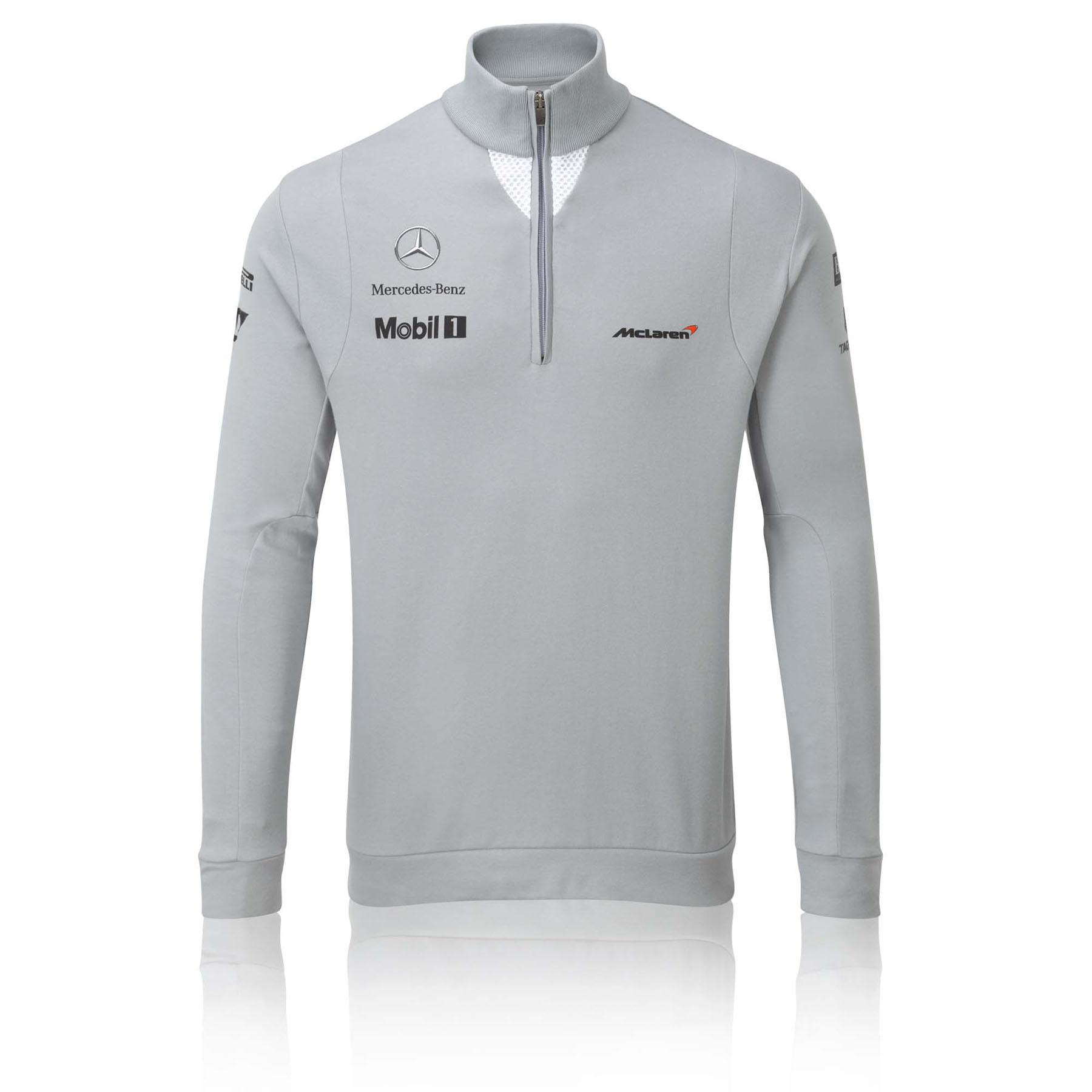 Team McLaren 2014 Team Sweatshirt