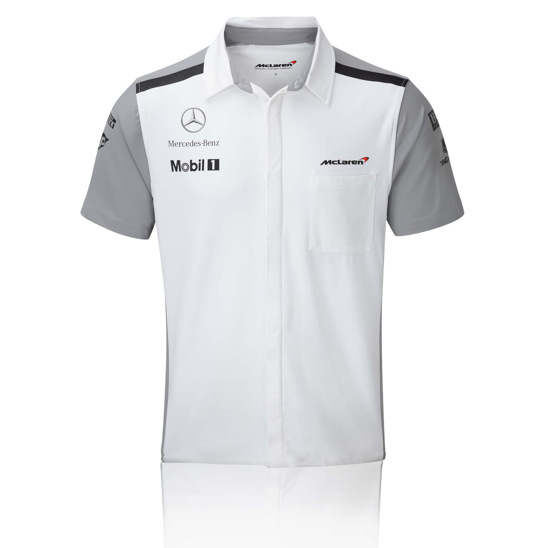 McLaren Mercedes 2014 Team Shirt