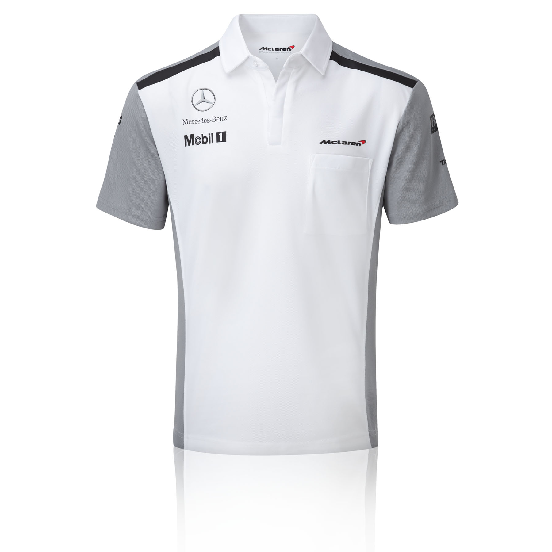 McLaren Mercedes 2014 Team Polo