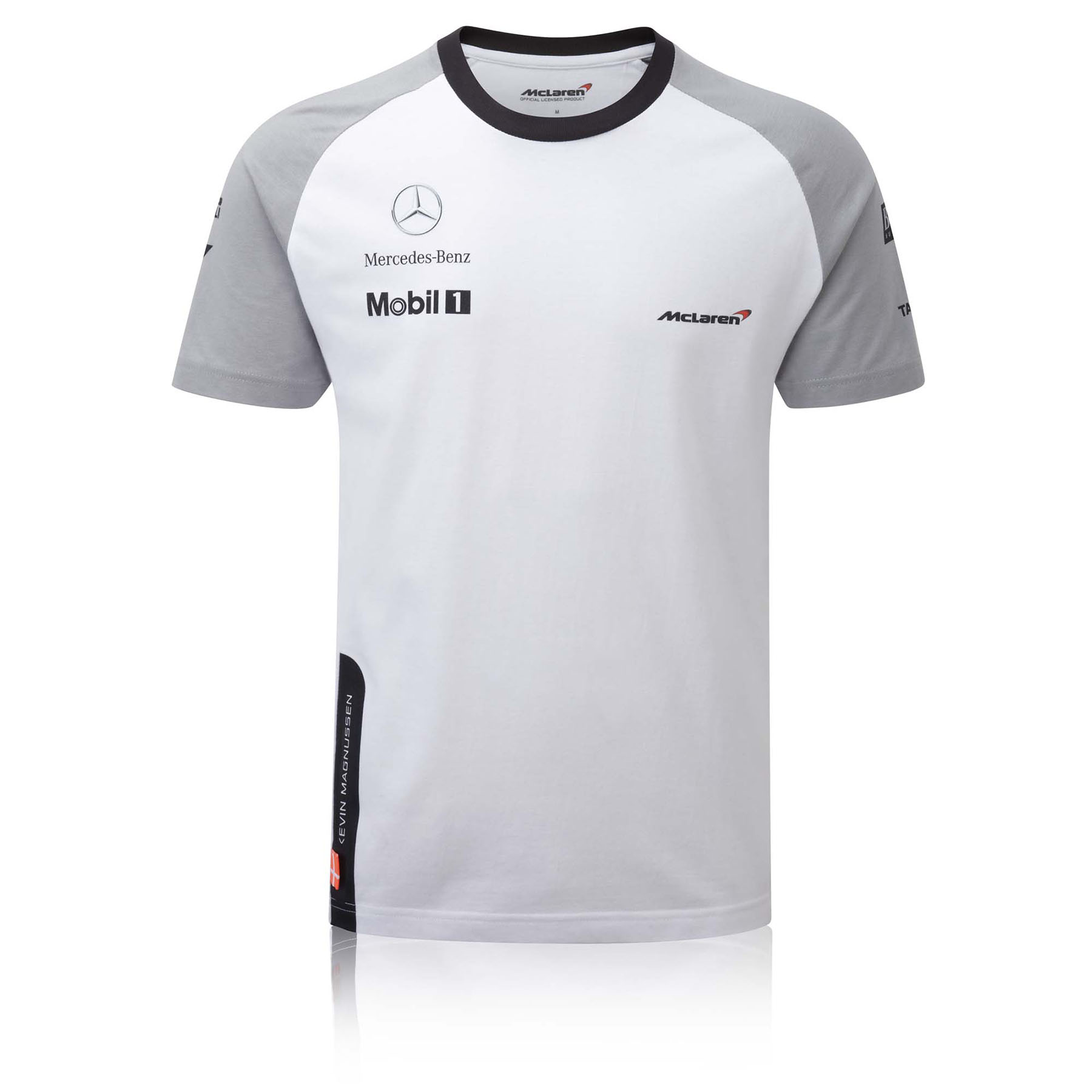 Team McLaren Magnussen Cotton T-Shirt