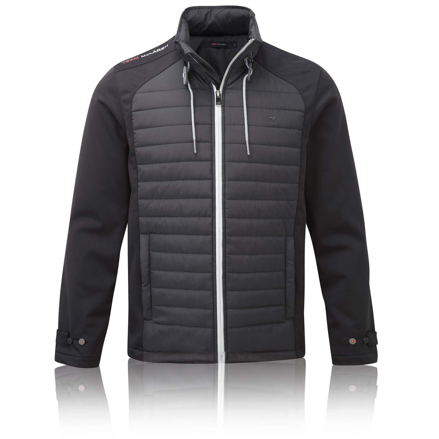 McLaren Mercedes Casual Jacket