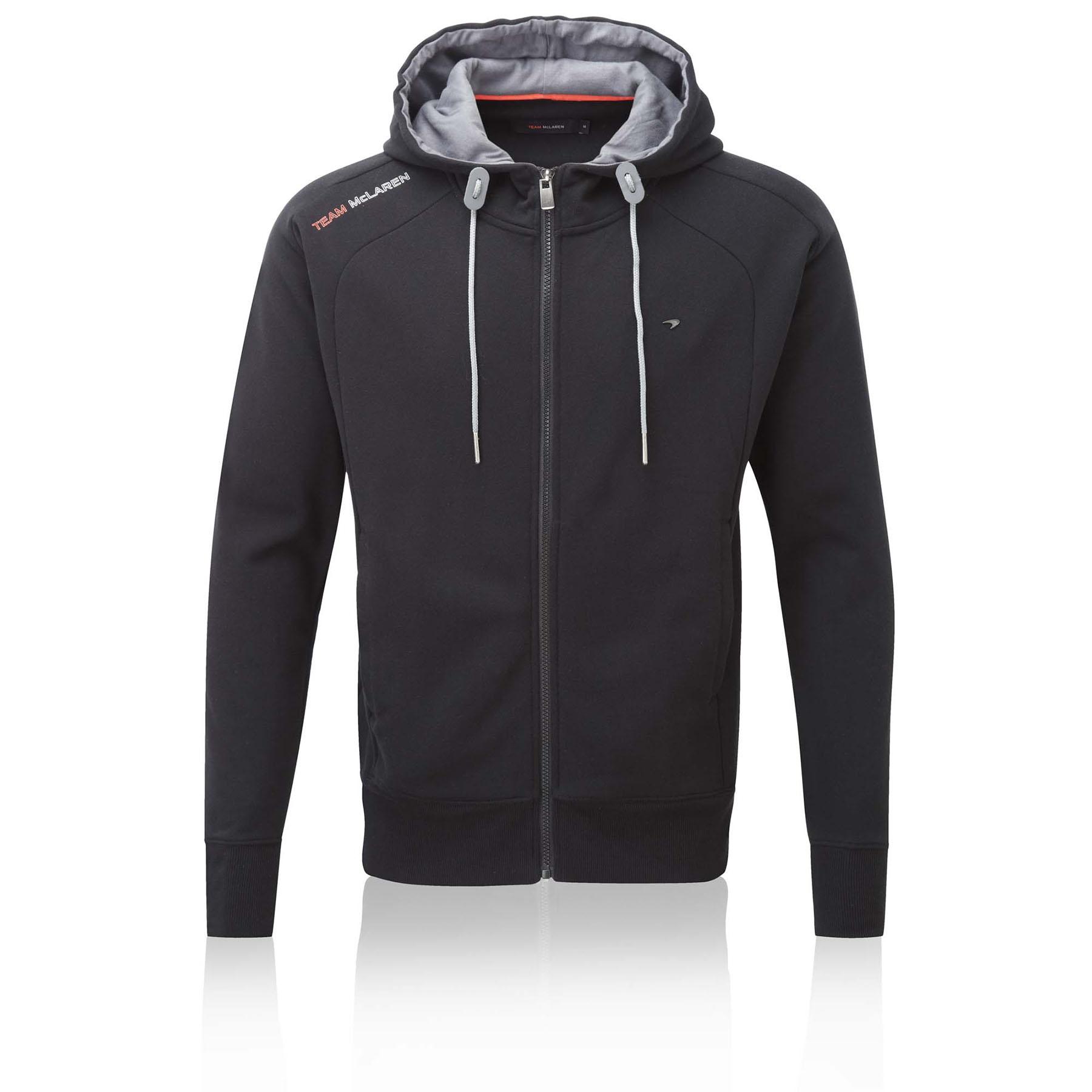 McLaren Mercedes Hooded Sweatshirt