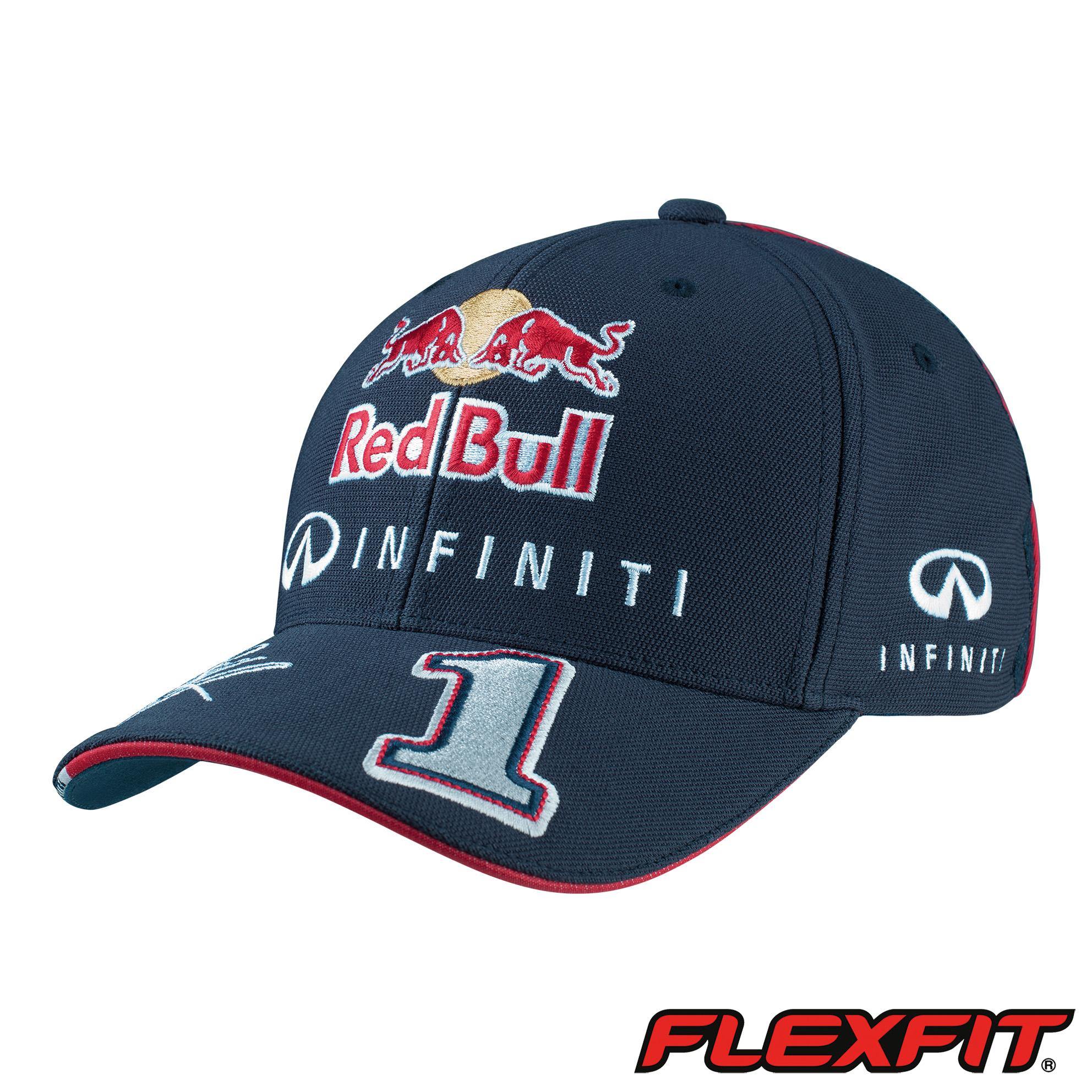 Infiniti Red Bull Racing Sebastian Vettel Driver Cap