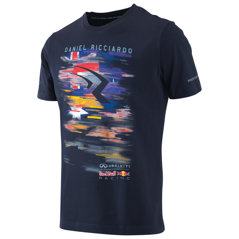 Infiniti Red Bull Racing Daniel Ricciardo Driver T-Shirt