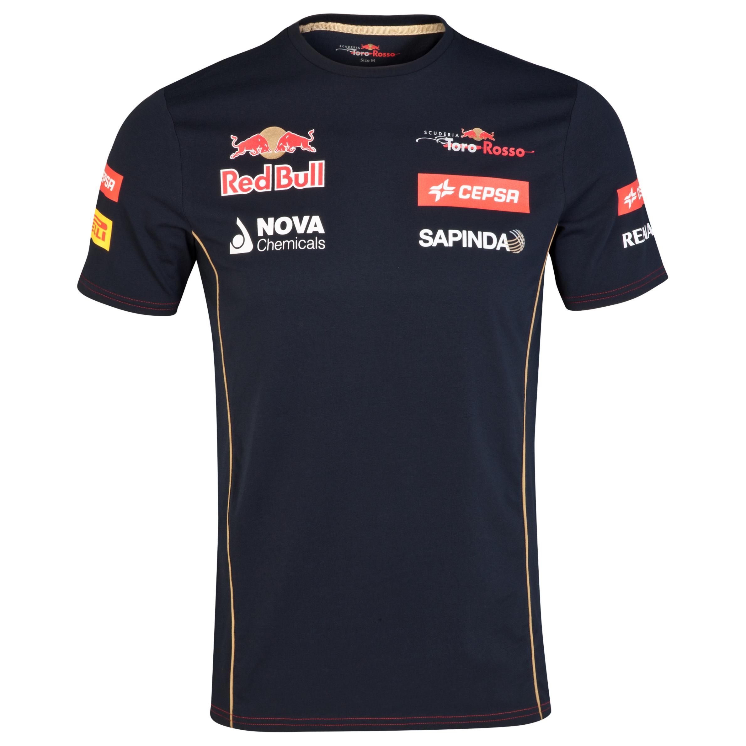 Scuderia Toro Rosso F1 Teamline T-Shirt