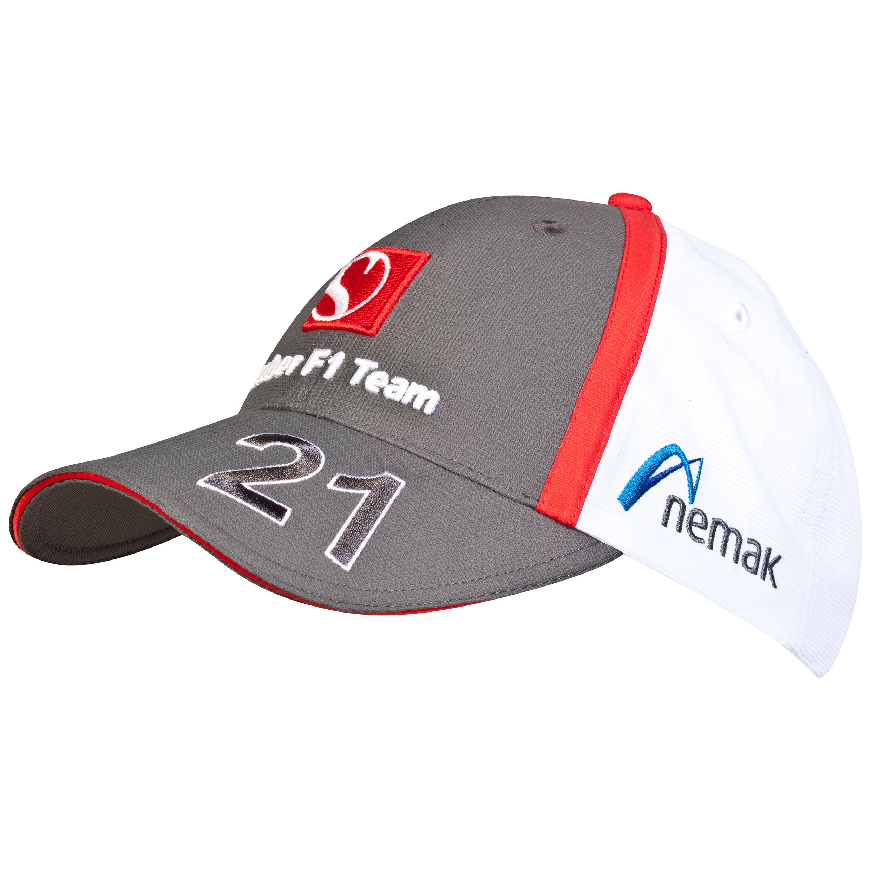 SAUBER F1 Driver Replica Cap - Esteban