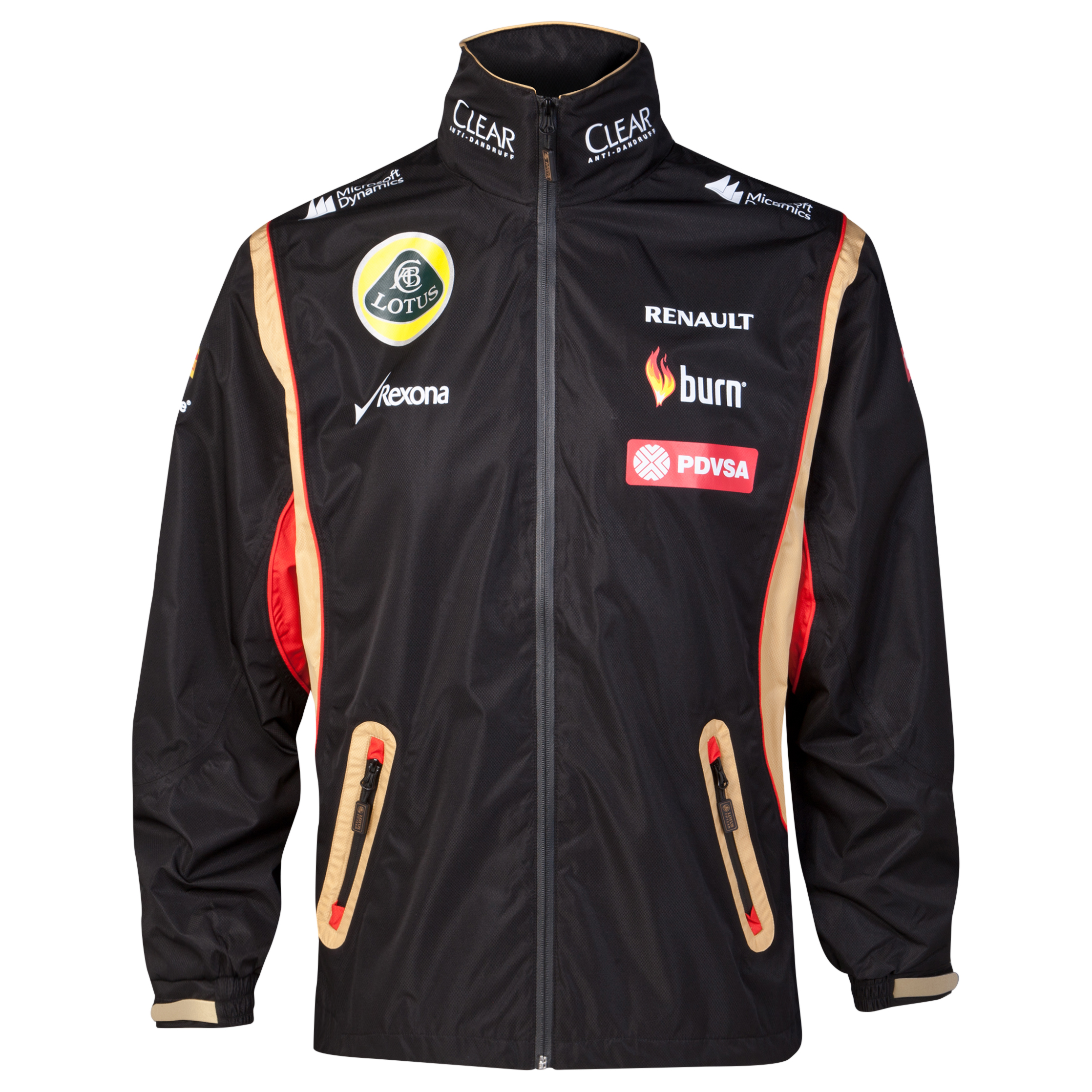 Lotus F1 Team Replica Rain Jacket