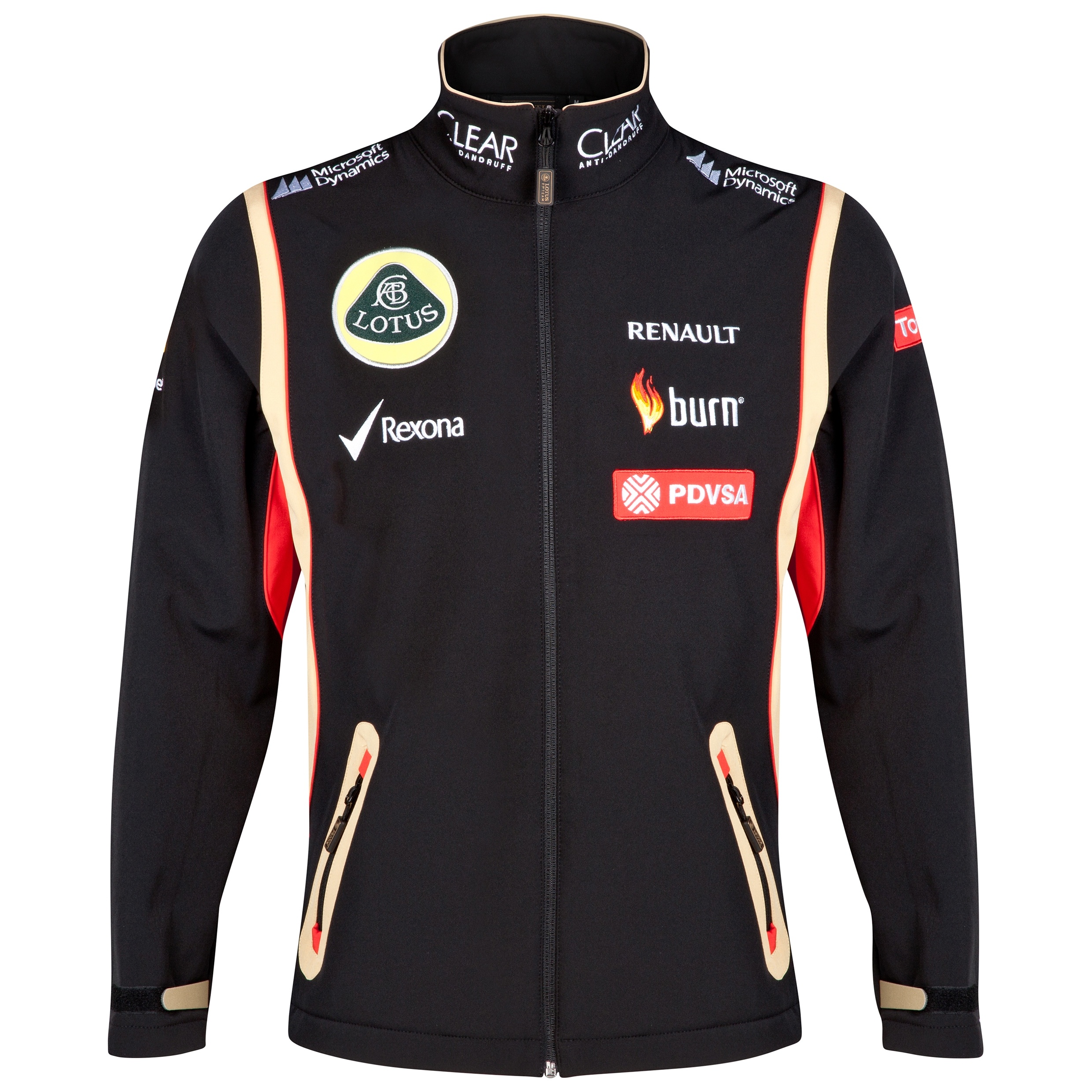 Lotus F1 Team Replica Fleece