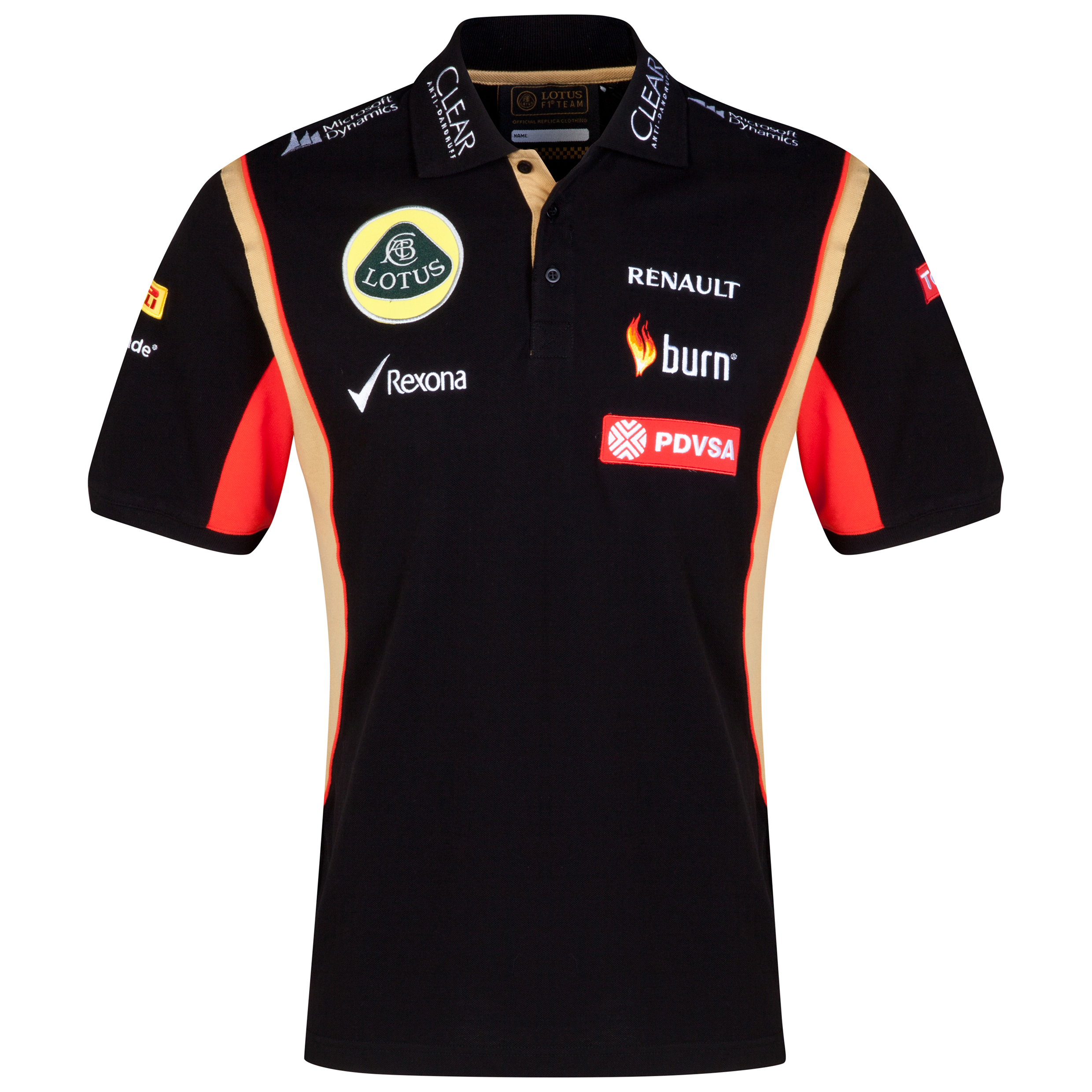 Lotus F1 Team Replica Polo