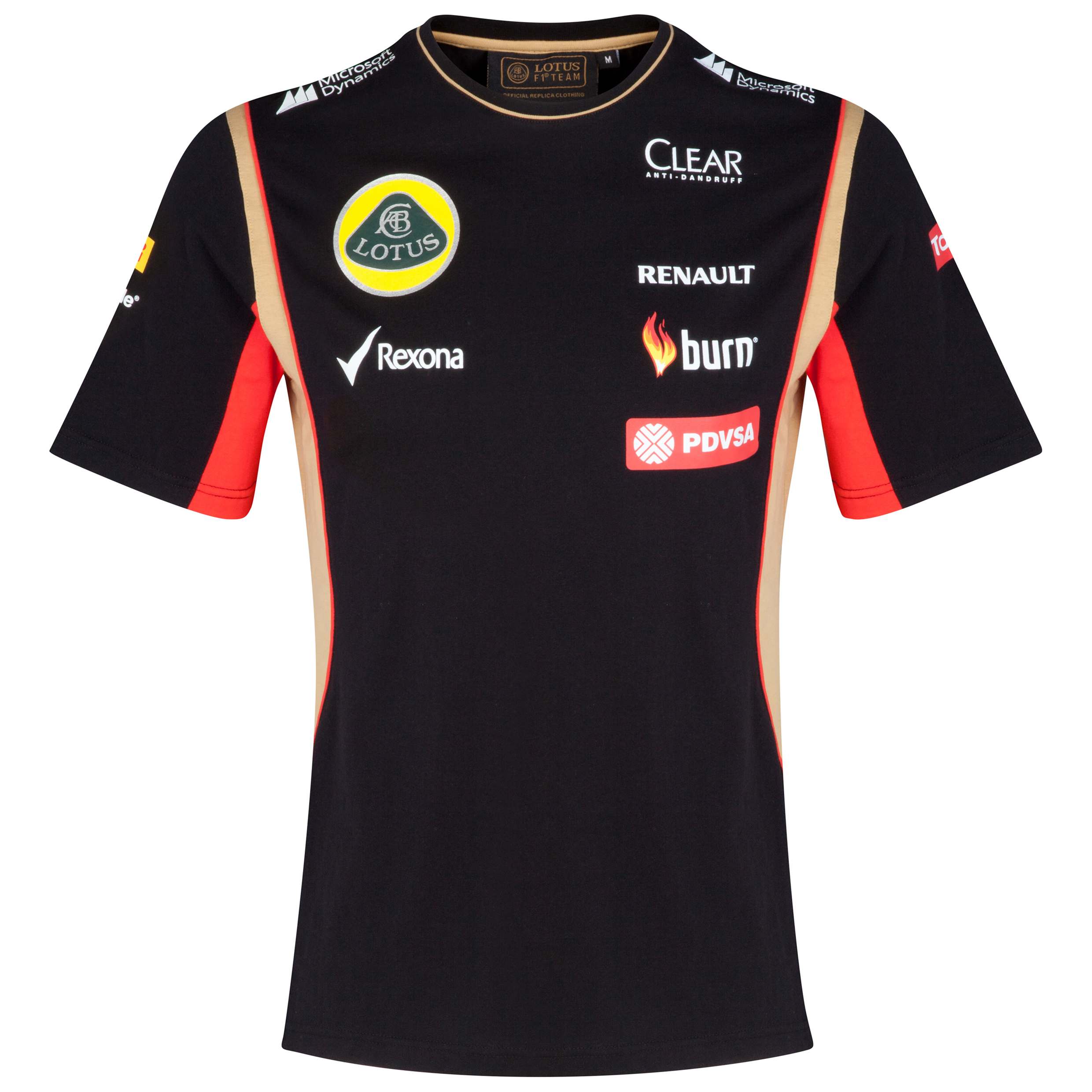 Lotus F1 Team Replica T-Shirt