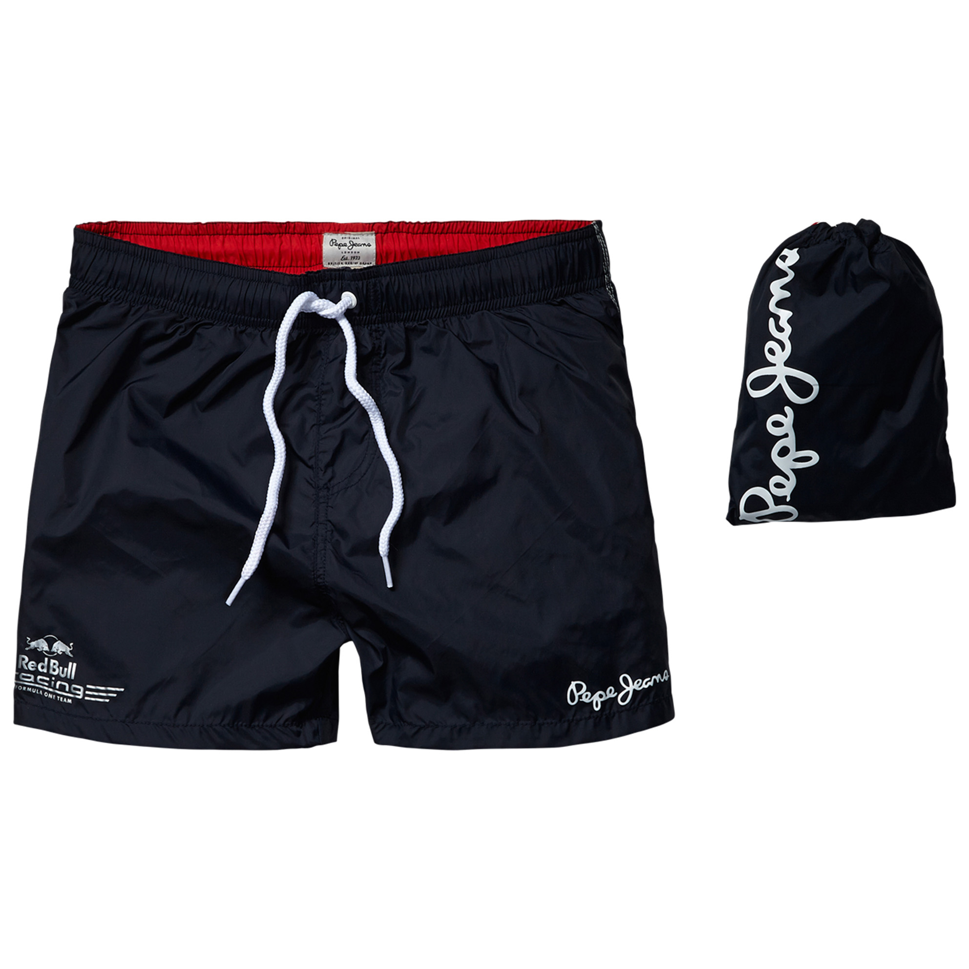 Infiniti Red Bull Racing by Pepe Jeans Sump Swim Shorts