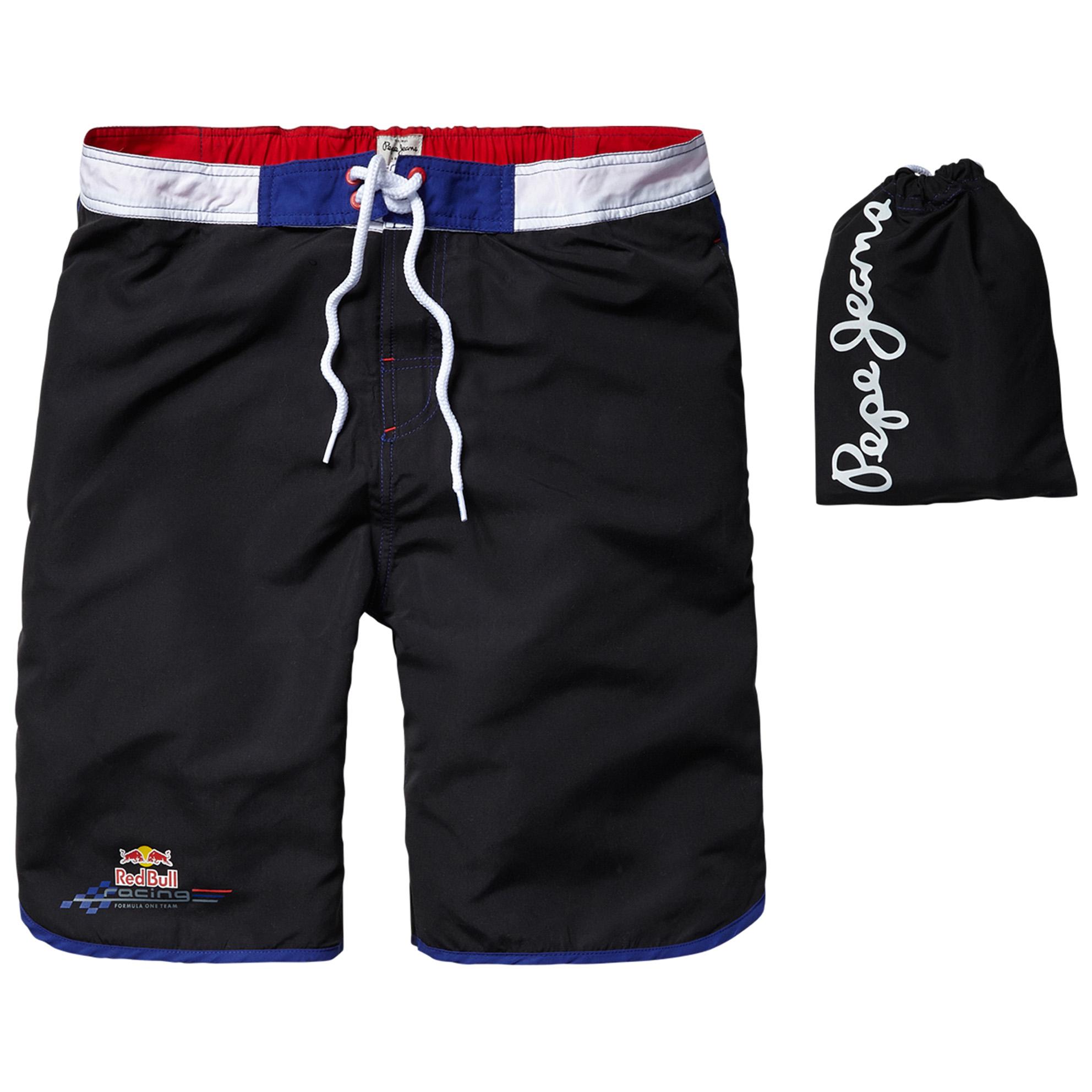 Infiniti Red Bull Racing by Pepe Jeans Crankshaft Board Shorts