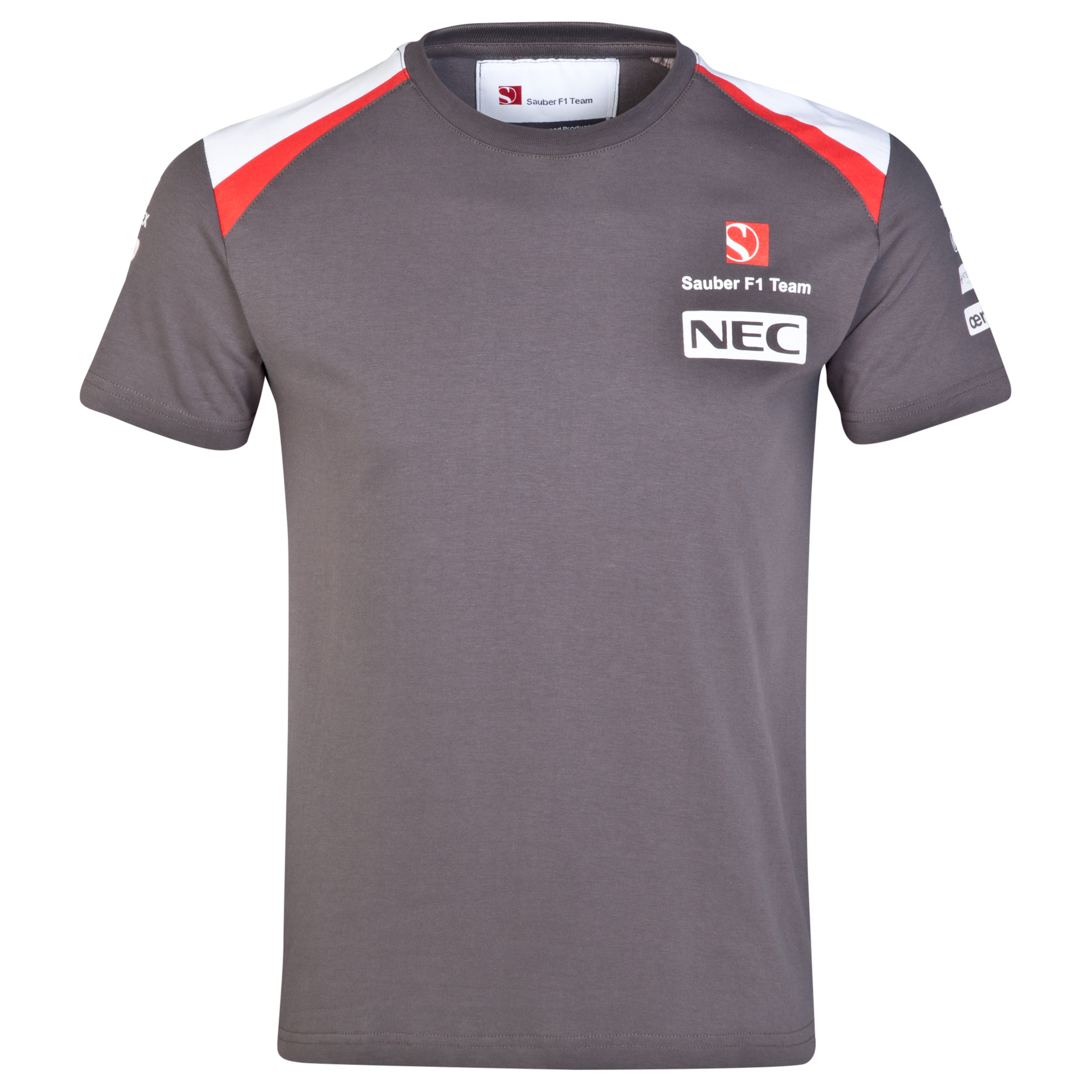 SAUBER F1 Team Sponsor T-Shirt