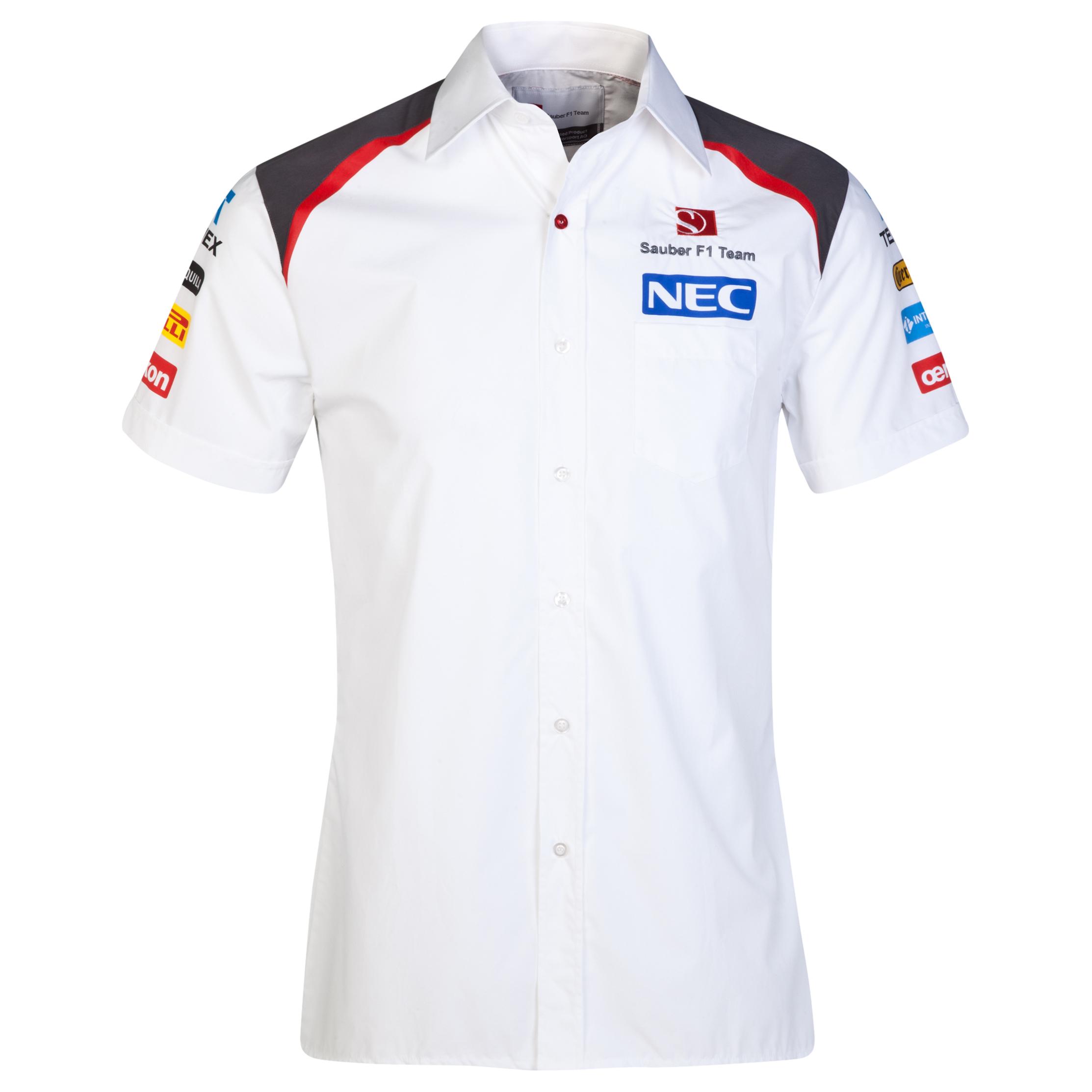 SAUBER F1 Team Sponsor Shirt
