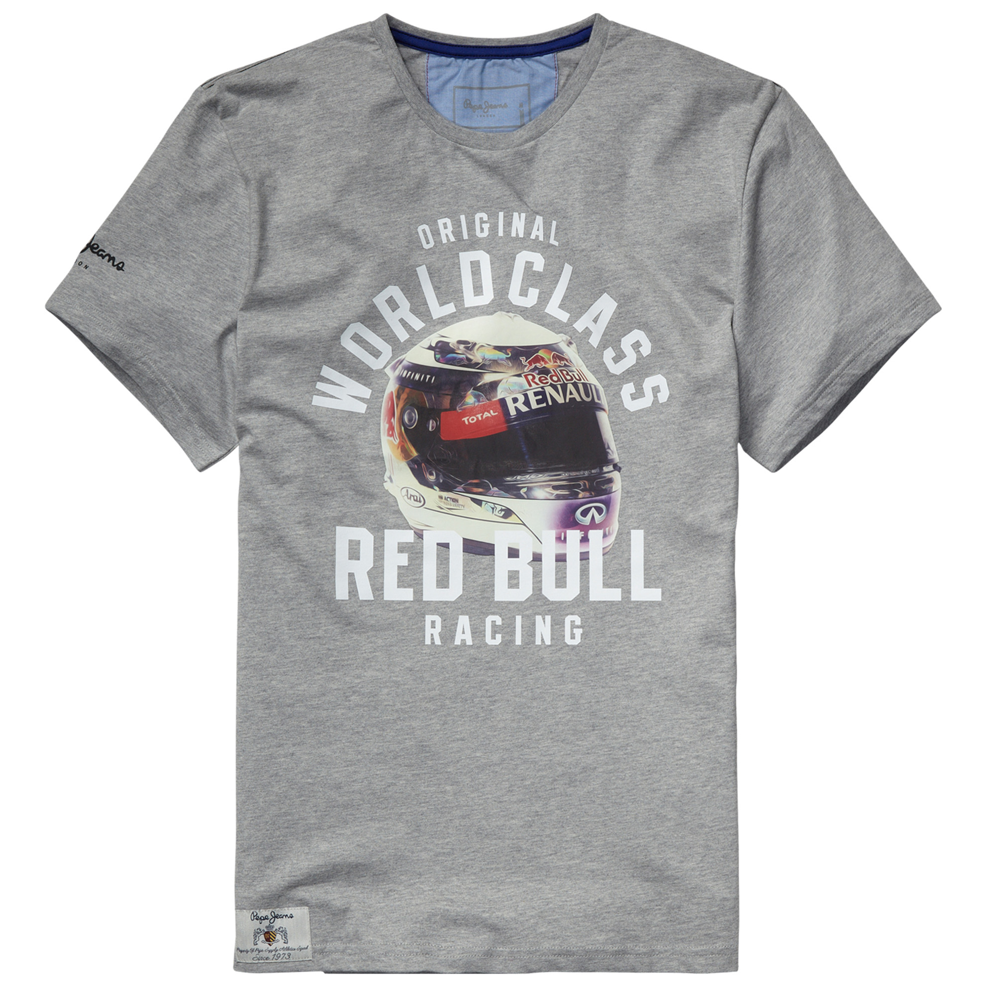 Infiniti Red Bull Racing by Pepe Jeans V-Driver T-Shirt
