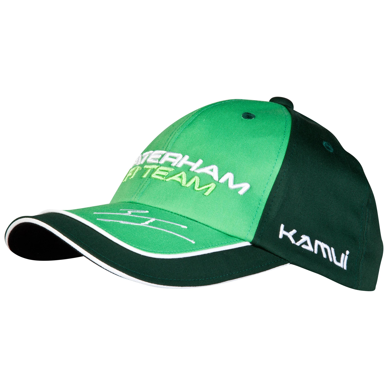 Caterham F1 Kamui Kobayashi Driver Cap