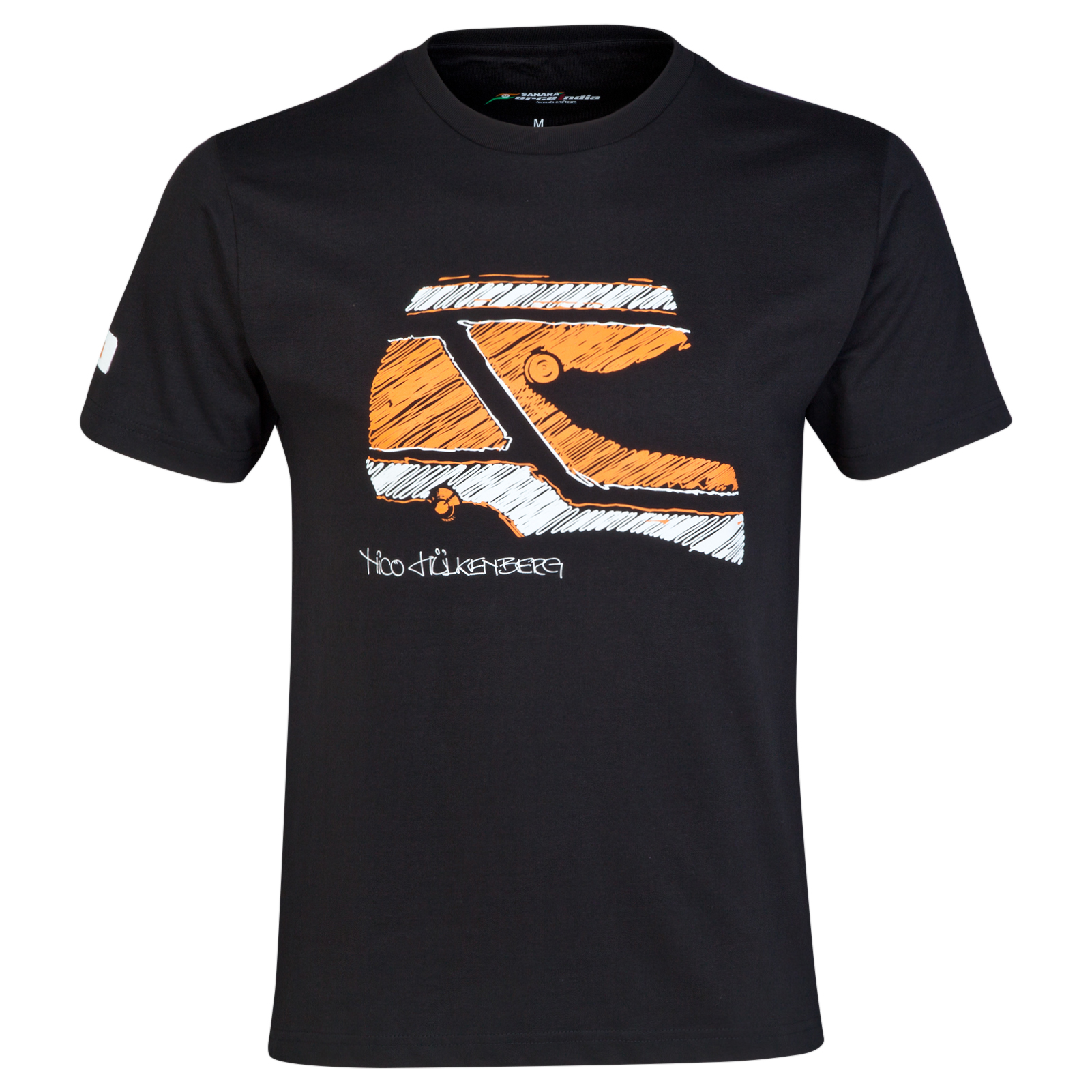 Sahara Force India Hulkenberg Driver T-Shirt