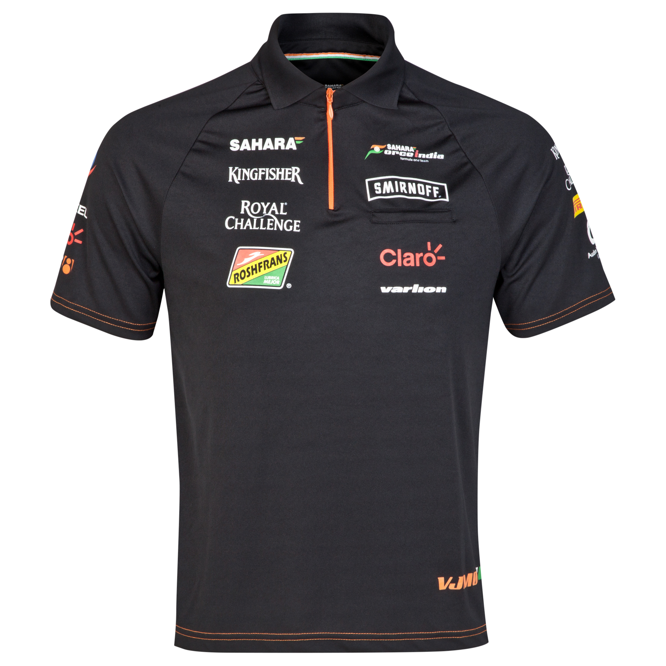 Sahara Force India VJM07 Team Sponsor Polo