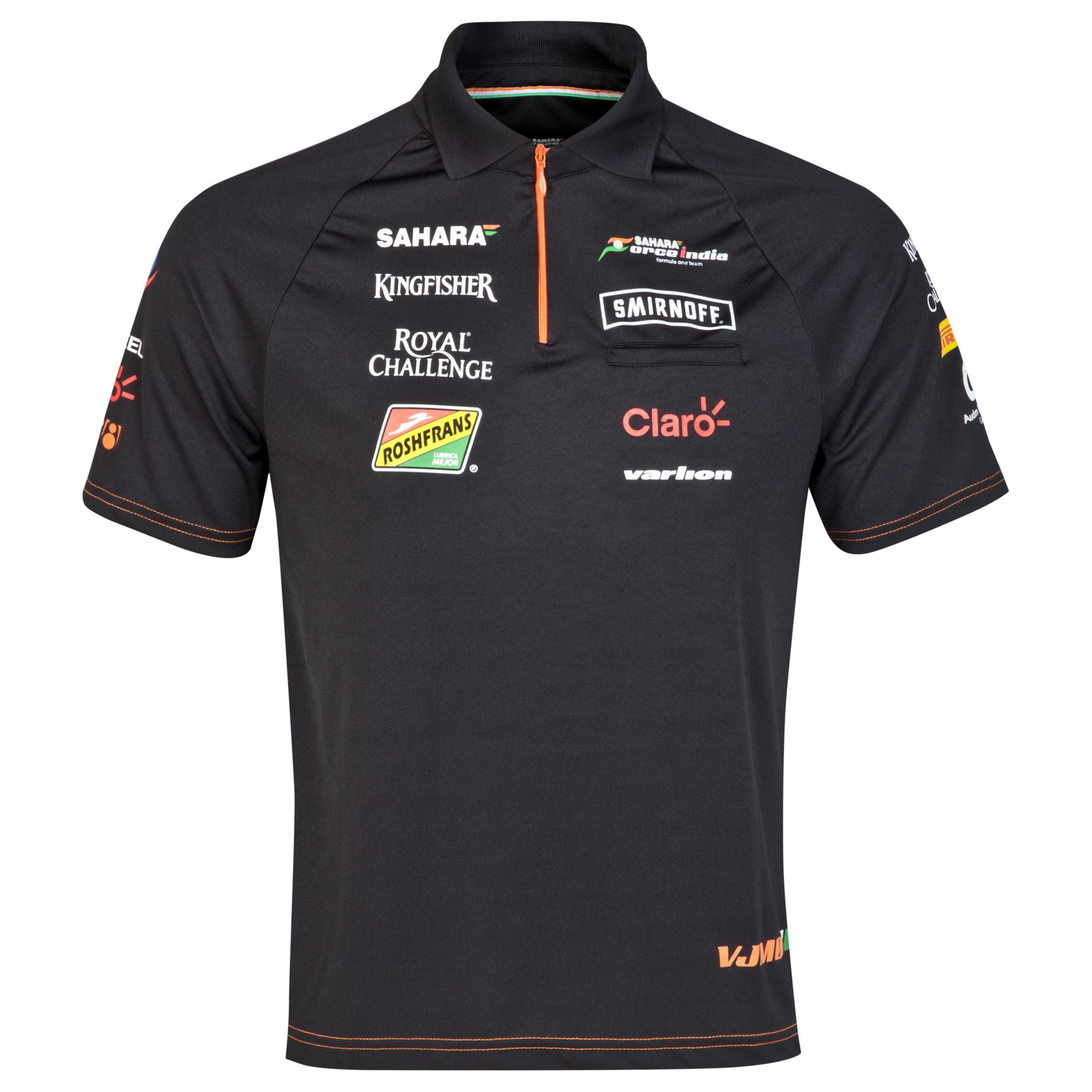 Sahara Force India VJM07 Team Sponsor Polo