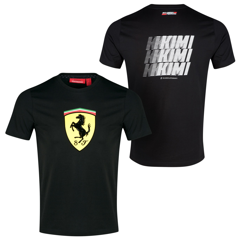 Scuderia Ferrari Kimi Raikkonen Speed T-Shirt
