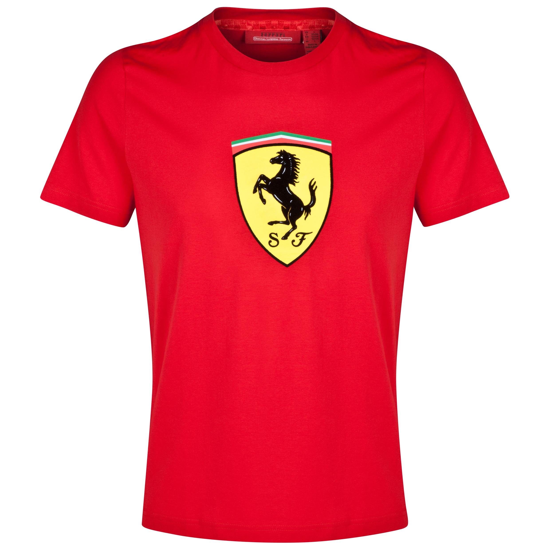 Scuderia Ferrari Kimi Raikkonen Number 7 T-Shirt